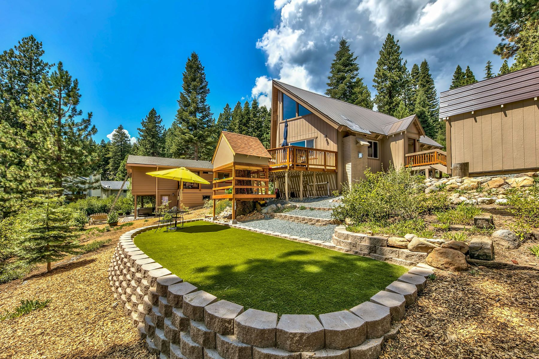 Single Family Homes for Active at Perfect Tahoe Cabin 788 Geraldine Incline Village, Nevada 89451 United States