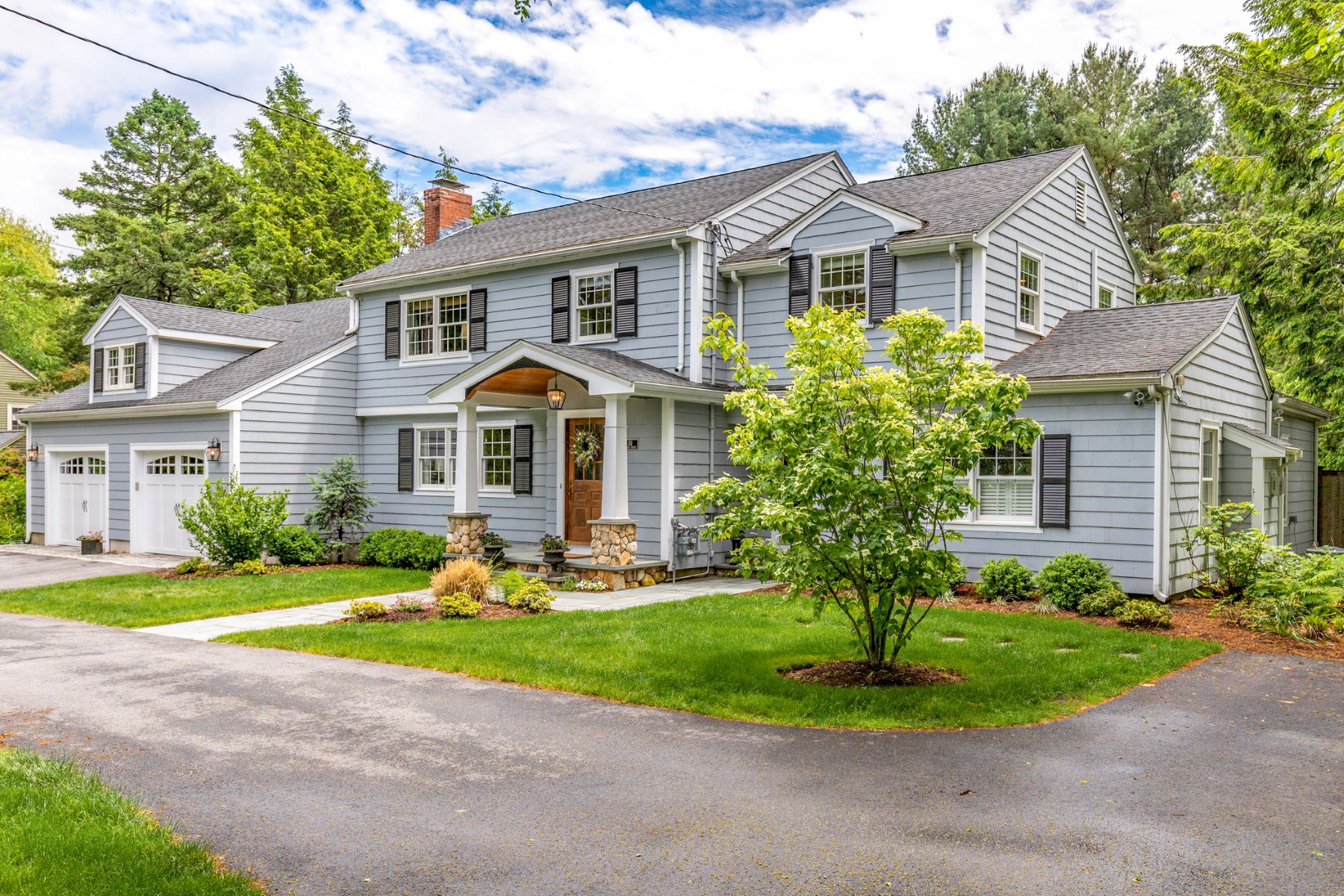 Single Family Homes for Sale at 111 Adams Street, Lexington 111 Adams St Lexington, Massachusetts 02420 United States