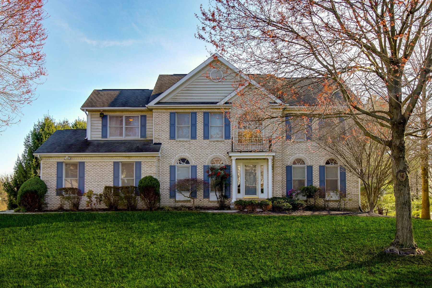 Single Family Homes for Sale at Worthington Park 57 Beecham Court Owings Mills, Maryland 21117 United States