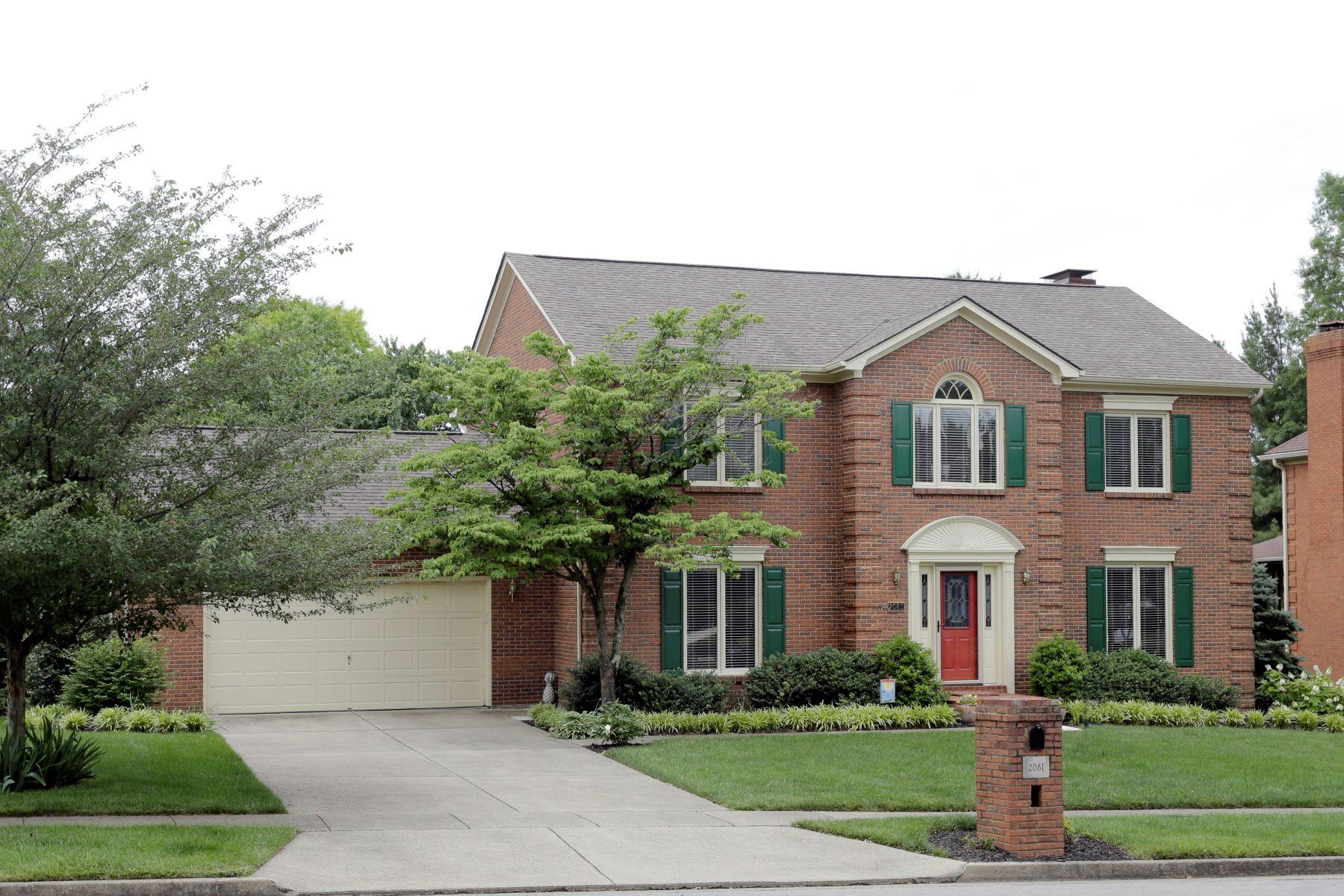 Single Family Home for Sale at 2081 Bahama Road Lexington, Kentucky 40509 United States