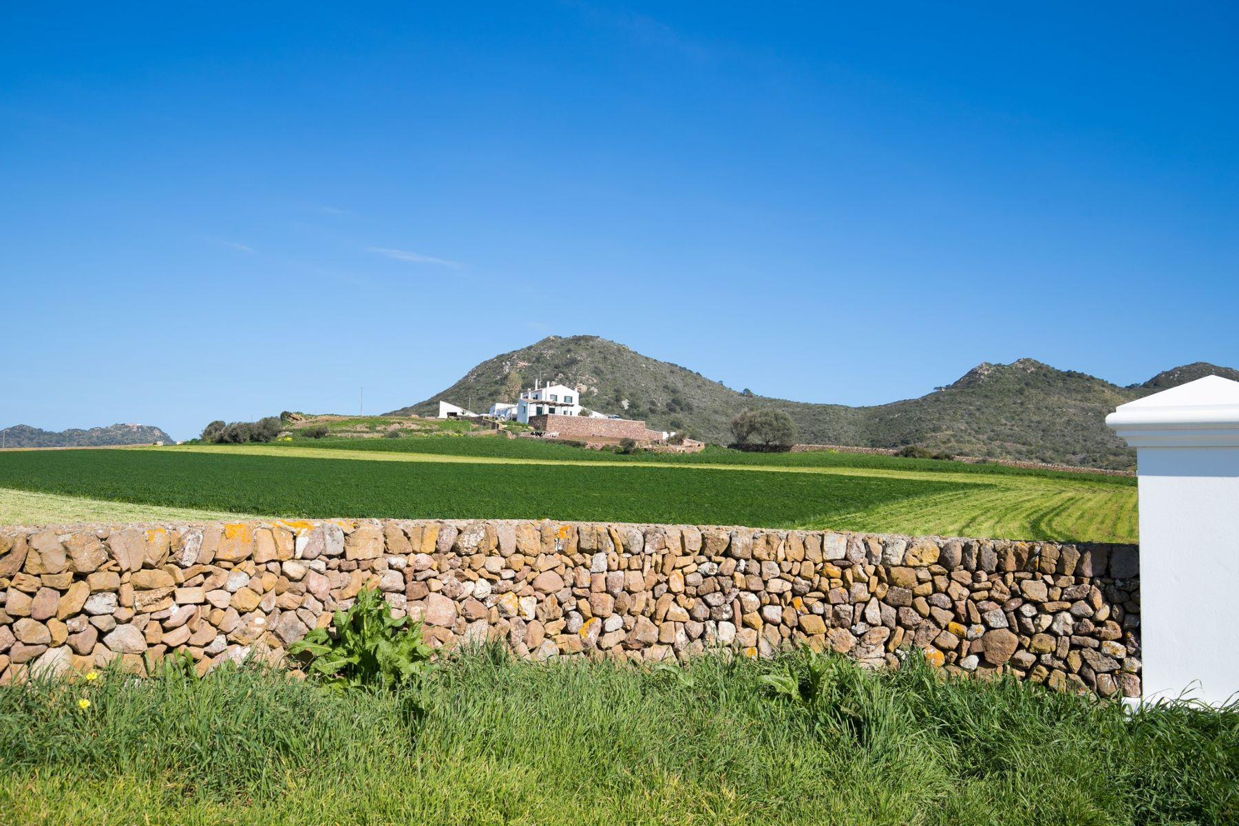 獨棟家庭住宅 為 出售 在 Adorable agricultural exploitation farm Menorca, 梅諾卡島, 西班牙