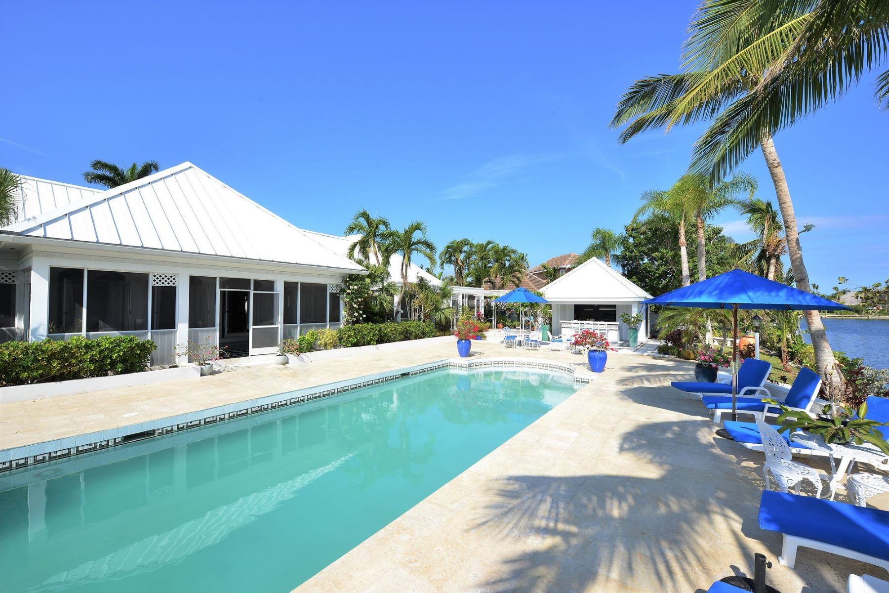 Single Family Home for Sale at Wild Orchid Lyford Cay, Nassau And Paradise Island Bahamas