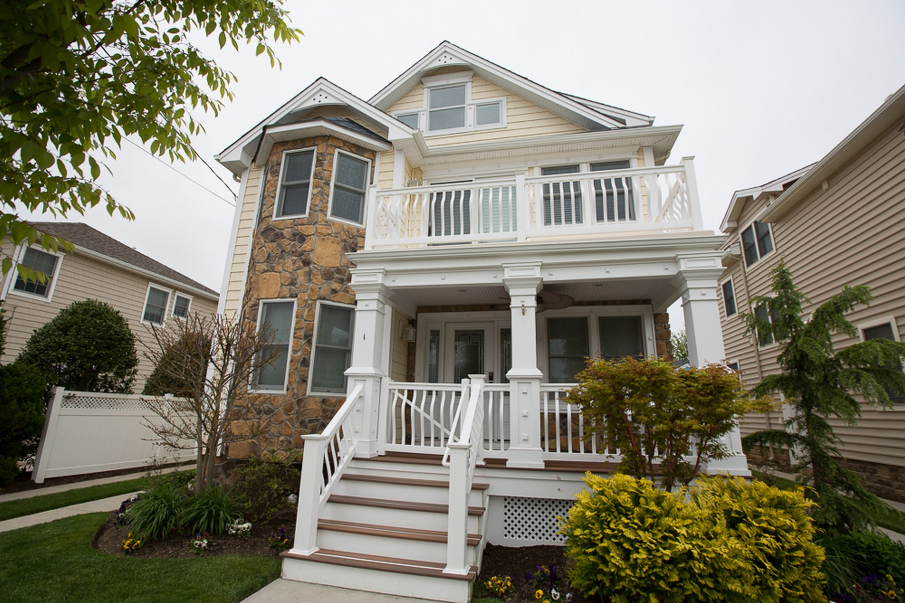 Single Family Home for Sale at Downbeach 1 N Clermont, Margate, New Jersey, 08402 United States