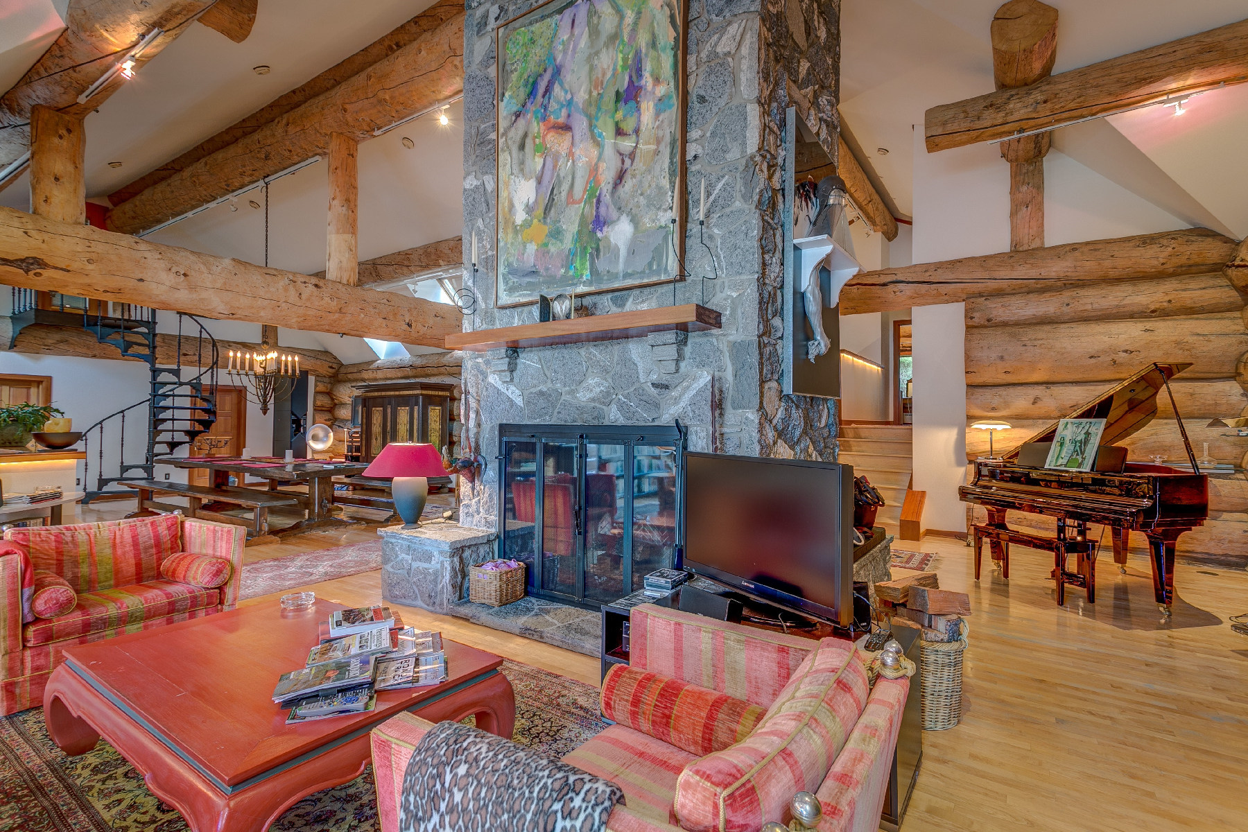 Additional photo for property listing at Lakeside Estate at Cape of Art 78 Kienholz Drive Hope, Idaho 83836 United States