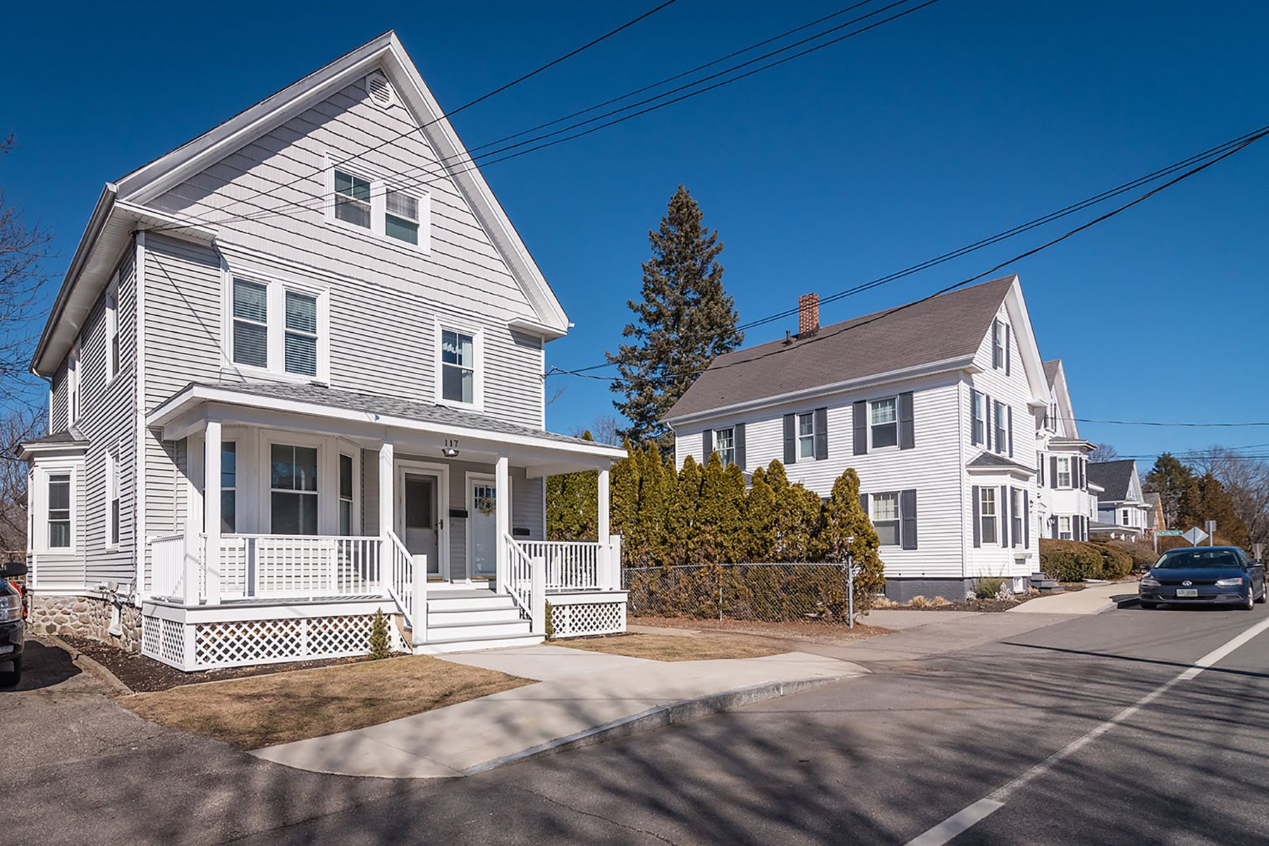 Multi-Family Homes for Active at NEW Investment Opportunity in Portsmouth NH 117 Middle Road Portsmouth, New Hampshire 03801 United States