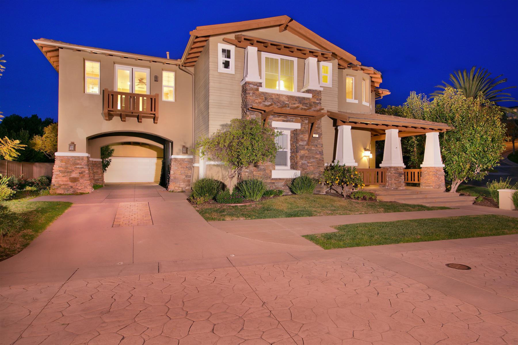 Casa Unifamiliar por un Venta en 1310 Raven Court Encinitas, California, 92024 Estados Unidos