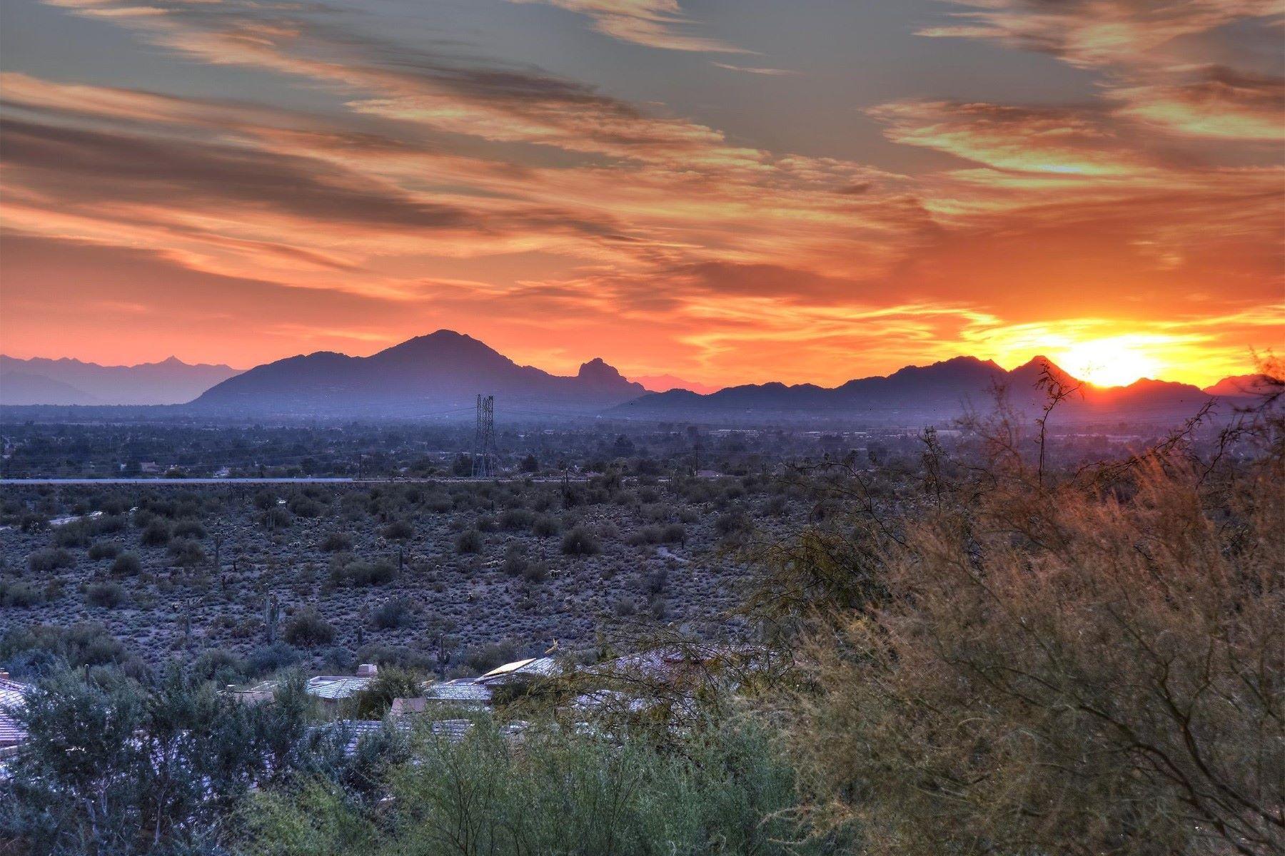 Premium large hillside build lot in Ancala 11412 E Dreyfus Ave #10 Scottsdale, Arizona 85259 United States