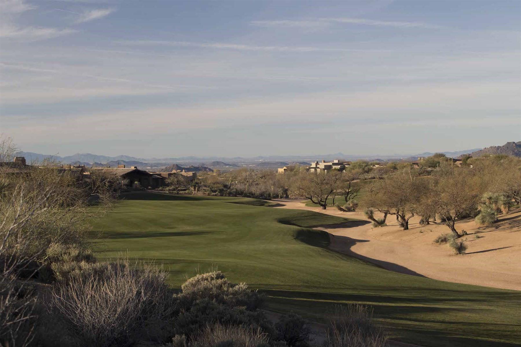 Terreno por un Venta en Elevated double fairway golf course homesite 11360 E Apache Vistas Dr #40 Scottsdale, Arizona, 85262 Estados Unidos