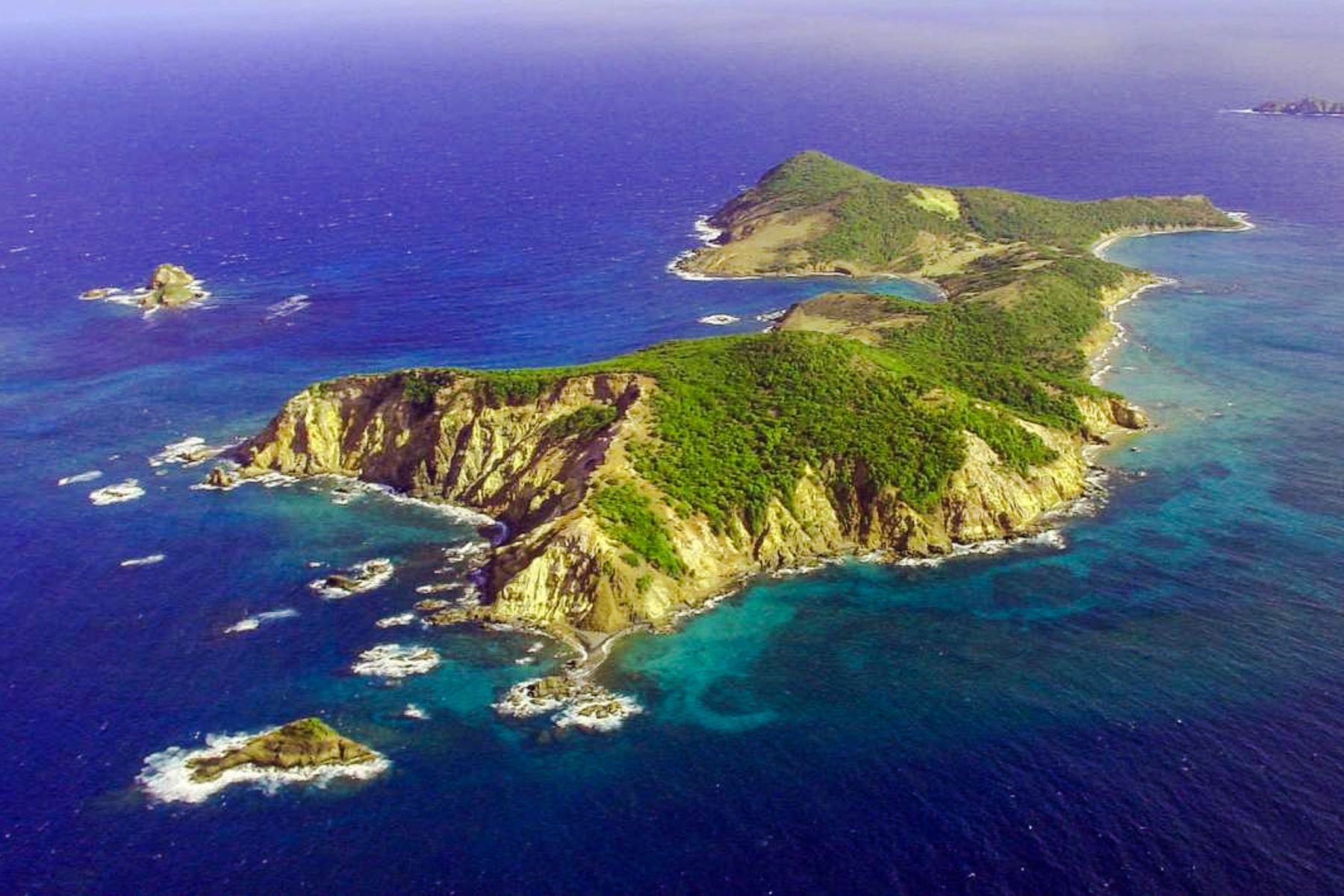 Private Islands por un Venta en Balliceaux Island - Private Baliceaux, VCT