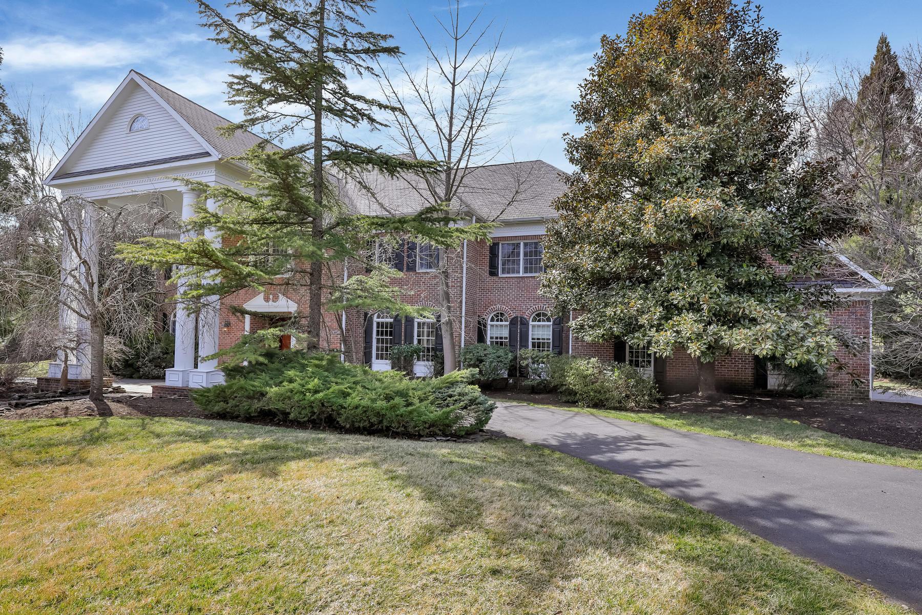 Villa per Vendita alle ore Stunning Custom Home 250 Buena Vista Ave, Fair Haven, New Jersey 07704 Stati Uniti