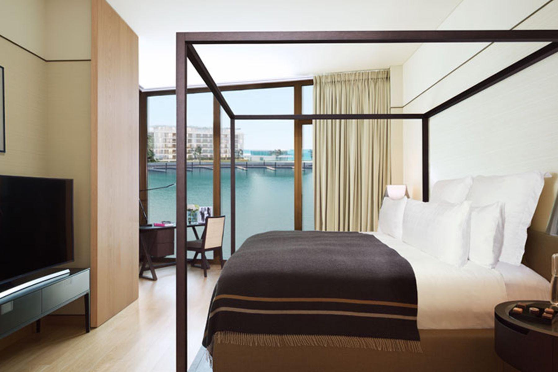 Apartamento por un Venta en Boutique Bulgari Resort and Residences Other Dubai, Emiratos Arabes Unidos