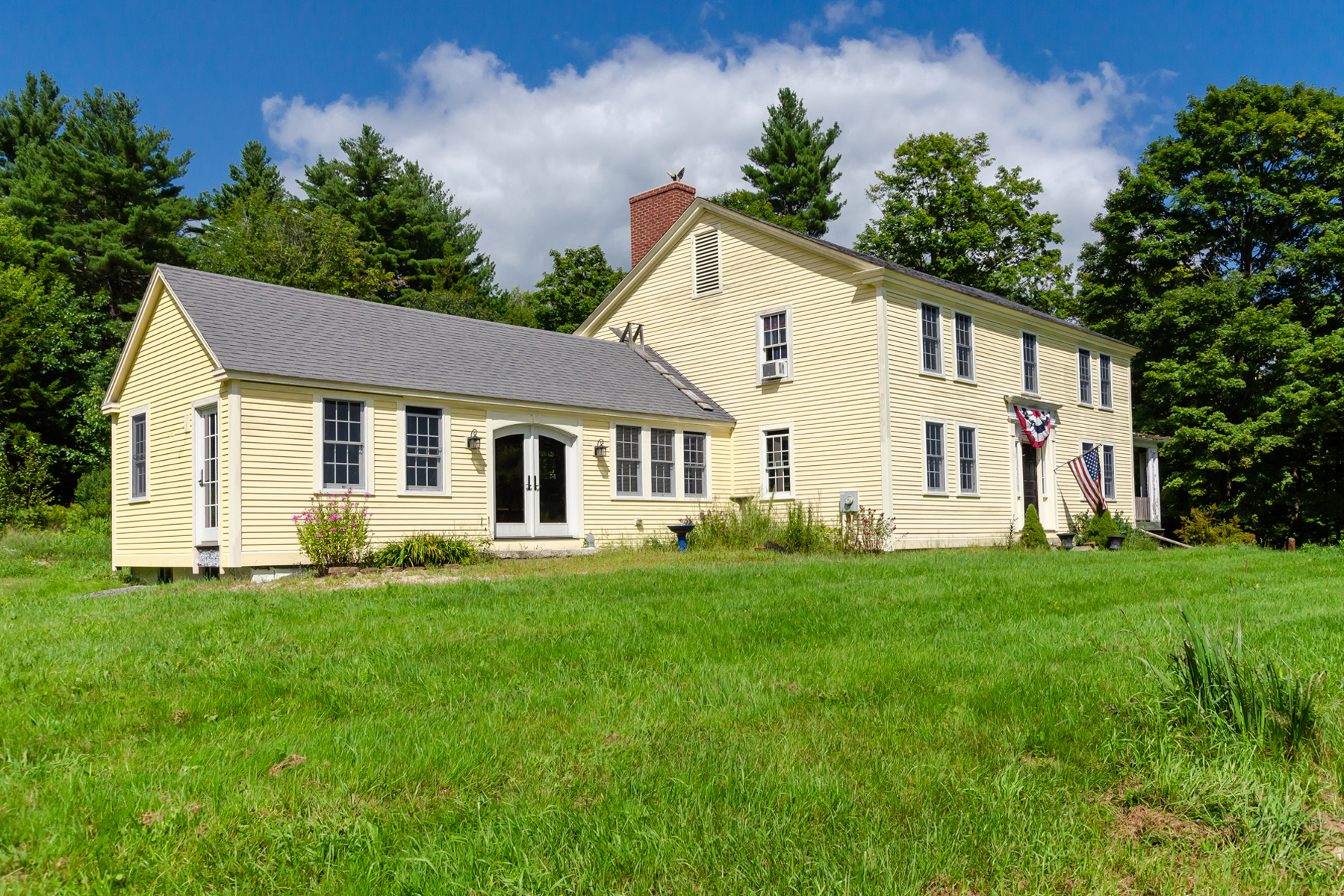 Single Family Homes for Active at Circa 1780 colonial 114 Charlestown Rd Acworth, New Hampshire 03601 United States