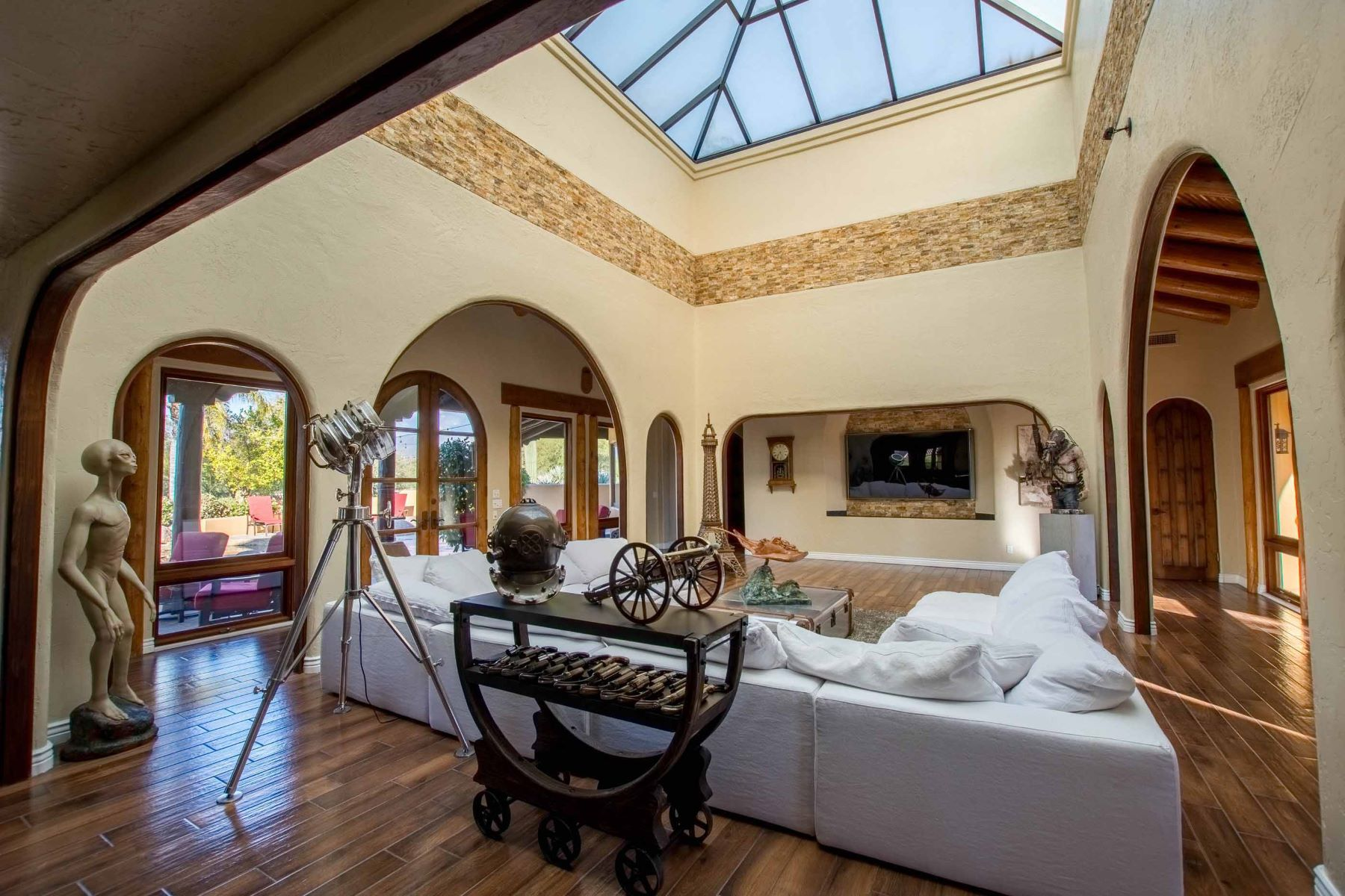 Single Family Homes for Active at Sky Ranch Estates 8318 E AUTOPLANE DR Carefree, Arizona 85377 United States