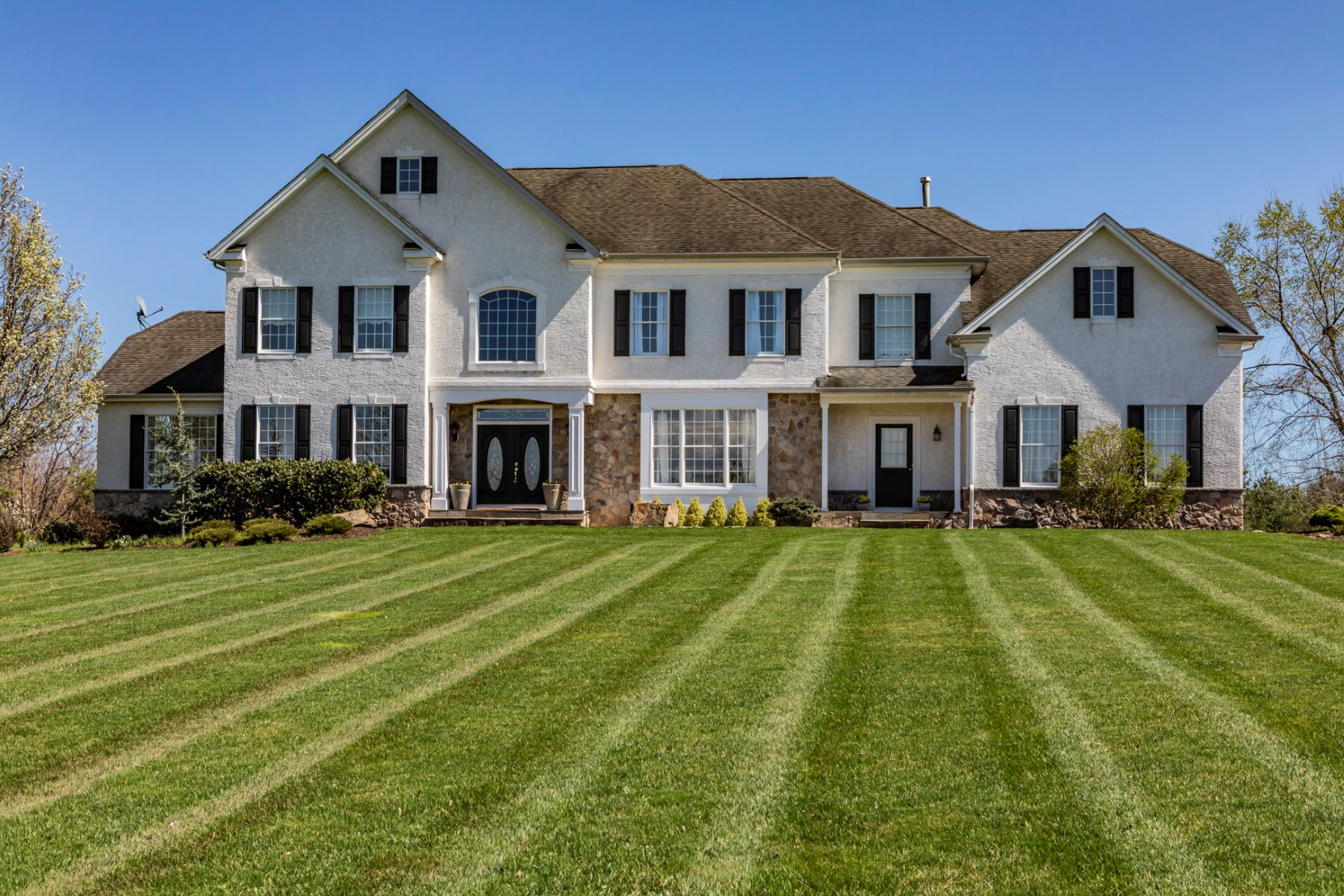 single family homes for Sale at This One Has It All 21 Van Zandt Road, Skillman, New Jersey 08558 United StatesMunicipality: Montgomery Township