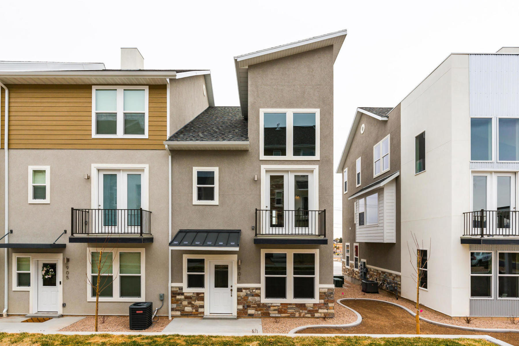 townhouses per Vendita alle ore The Tribeca Unit 28 at The Ridge at Spanish Fork 858 S 2560 E, Spanish Fork, Utah 84660 Stati Uniti