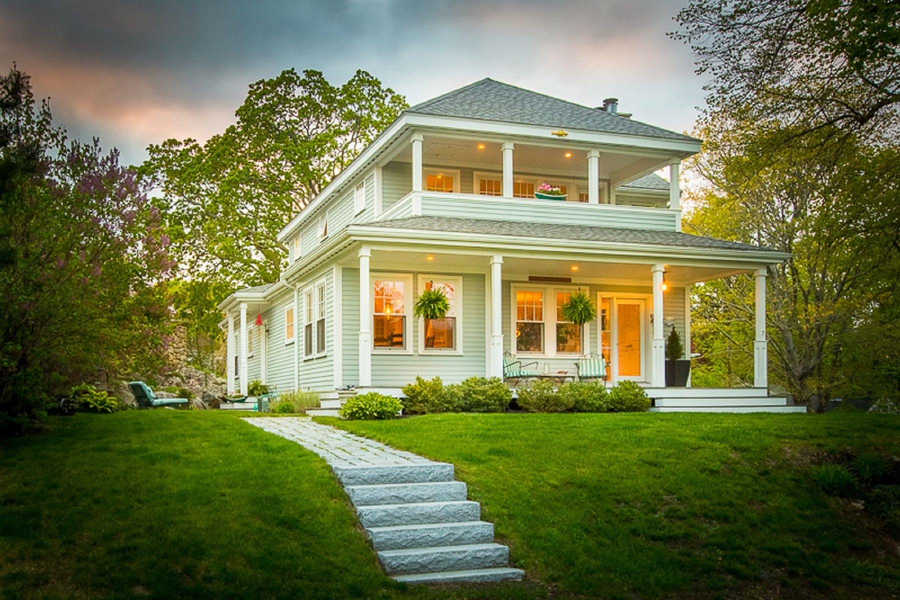 一戸建て のために 売買 アット First Light 7 West Orchard Street Marblehead, マサチューセッツ, 01945 アメリカ合衆国