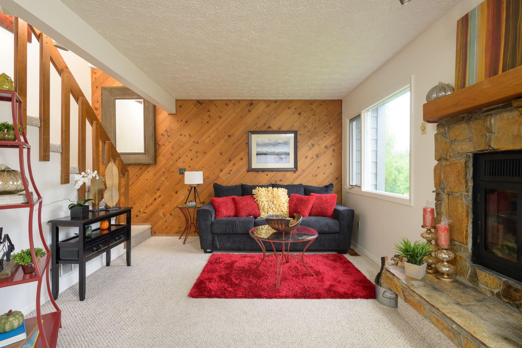 Condominiums vì Bán tại 9661 Victor Road #5B, Anchorage, Alaska 99515 Hoa Kỳ