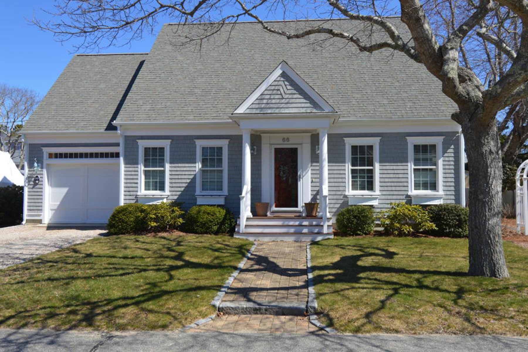 Single Family Home for Active at POPPONESSET BEACH - CAPE 66 Nick Trail Popponesset, Massachusetts 02649 United States