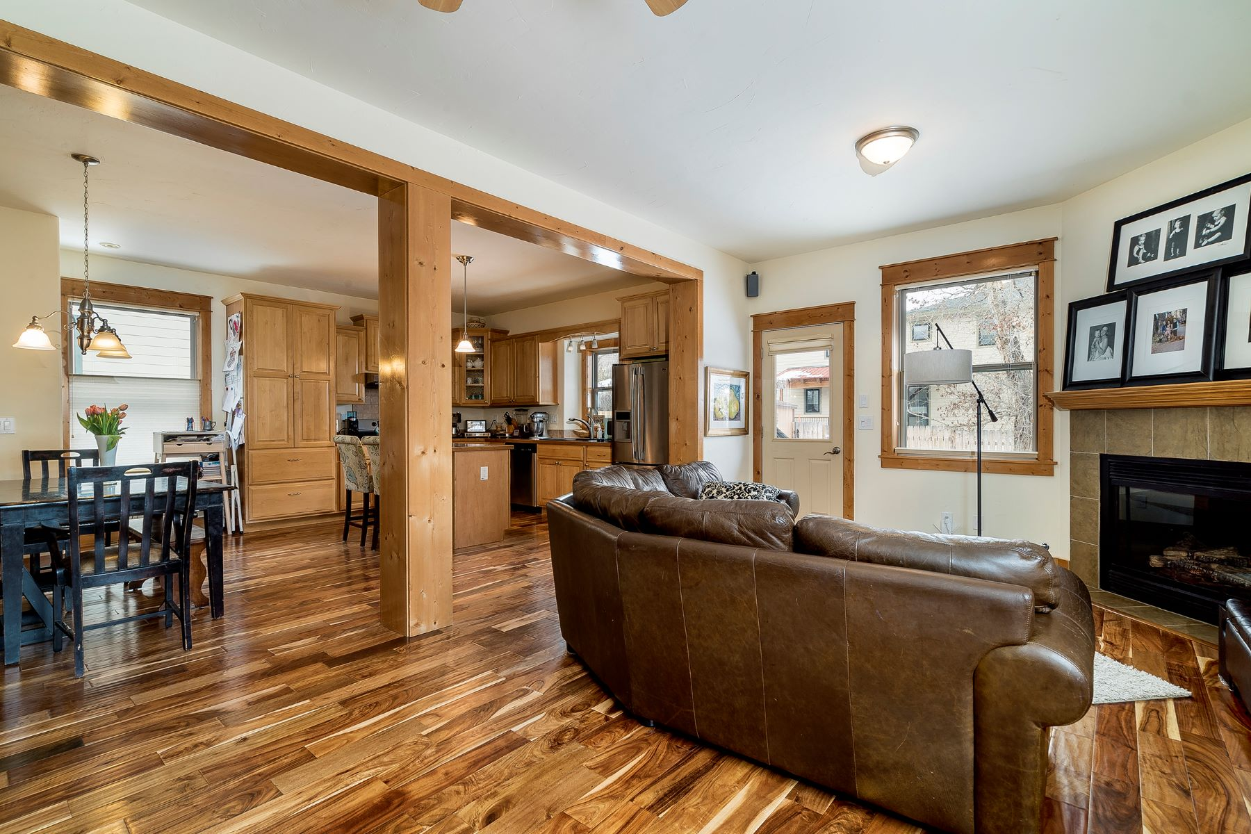 Single Family Home for Active at Fairview Neighborhood of Steamboat Springs, CO 605 Evans St Steamboat Springs, Colorado 80487 United States