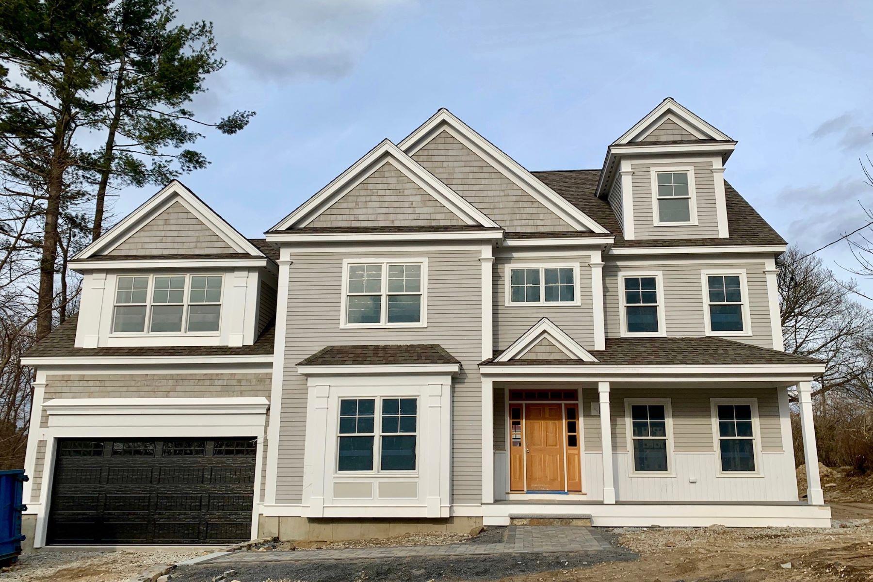 Single Family Home for Active at 121 Blake Road, Lexington 121 Blake Rd Lexington, Massachusetts 02420 United States