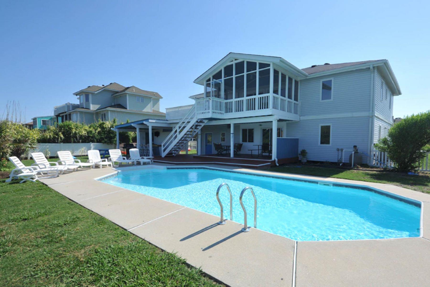 واحد منزل الأسرة للـ Sale في Surfridder Bluebill 2864 Bluebill Dr Virginia Beach, Virginia, 23456 United States