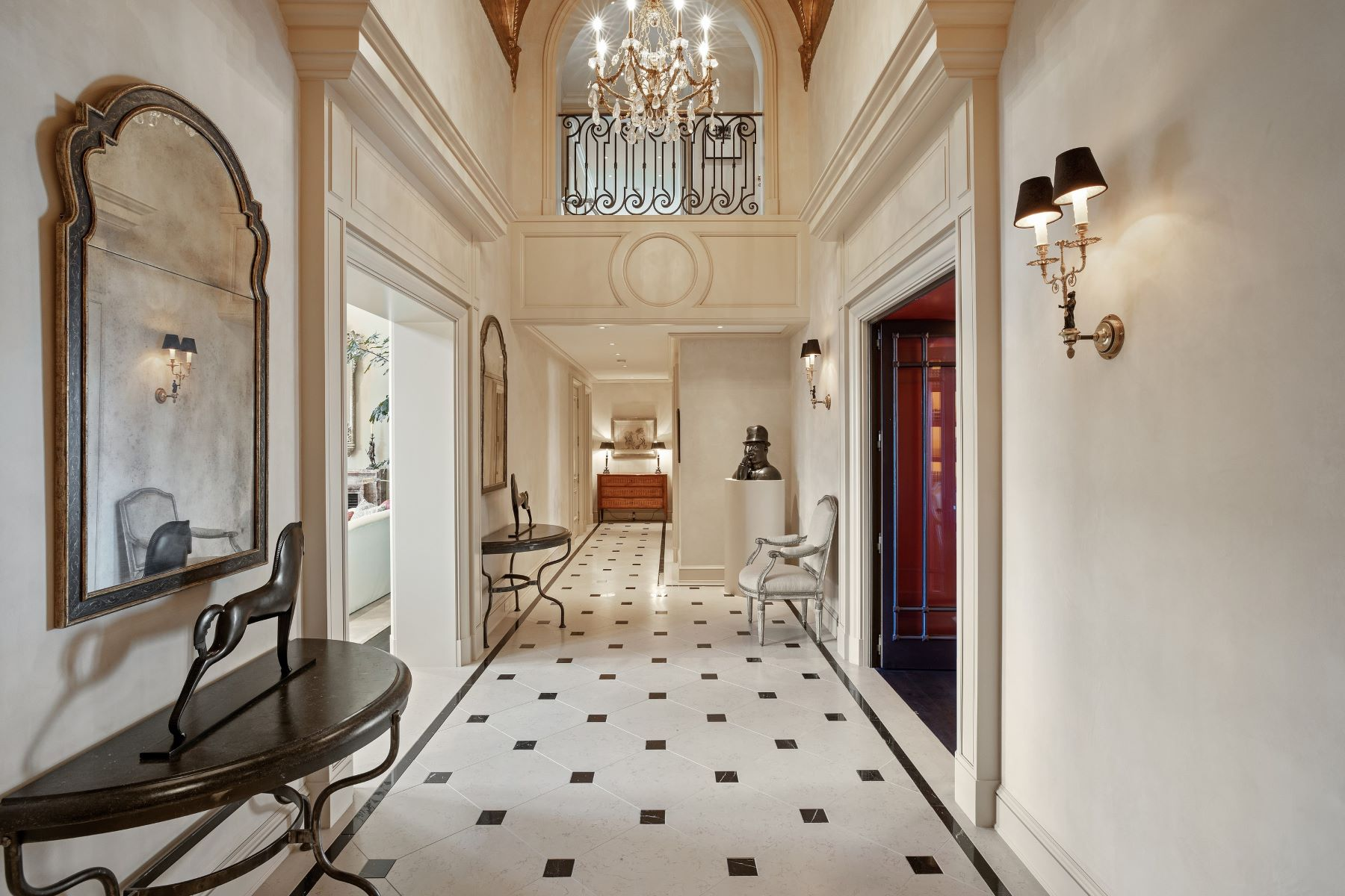 Single Family Homes for Active at Iconic 2 Story Penthouse in Coveted Park Lane 1100 Sacramento Street #1002 San Francisco, California 94108 United States