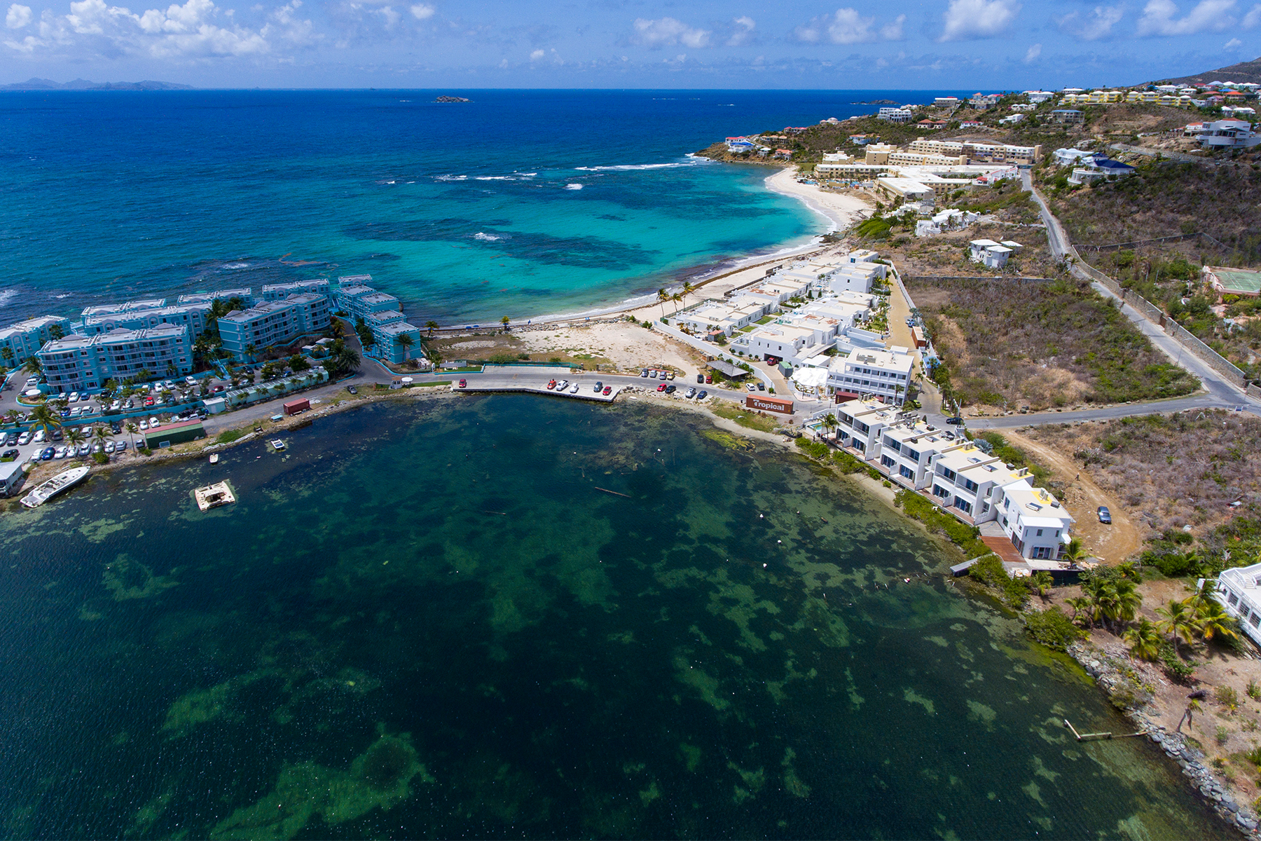 Land for Sale at Oyster Pond Waterfront Land Oyster Pond, Cities In Sint Maarten 00000 St. Maarten
