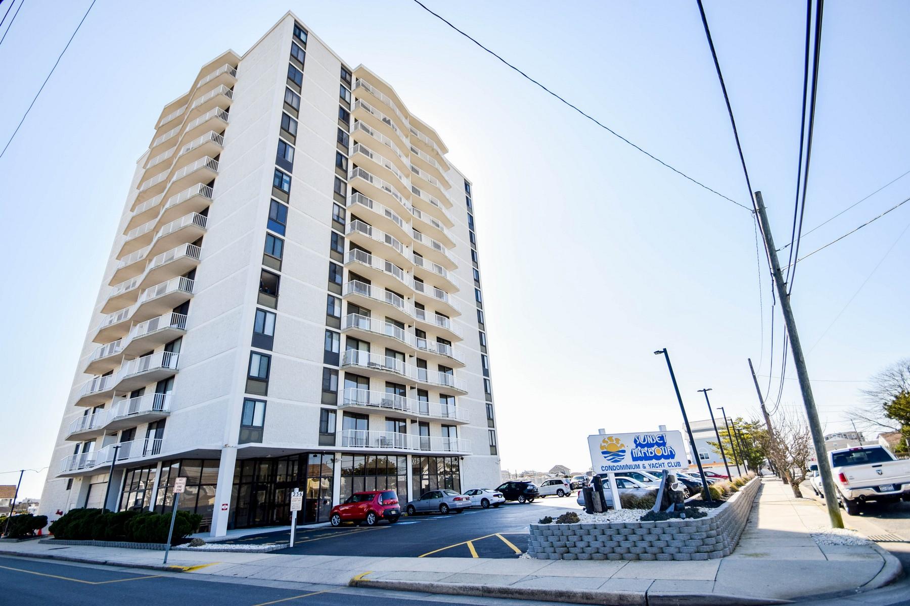 Appartement en copropriété pour l à vendre à 236 N Derby Ave #708 Ventnor, New Jersey, 08406 États-Unis