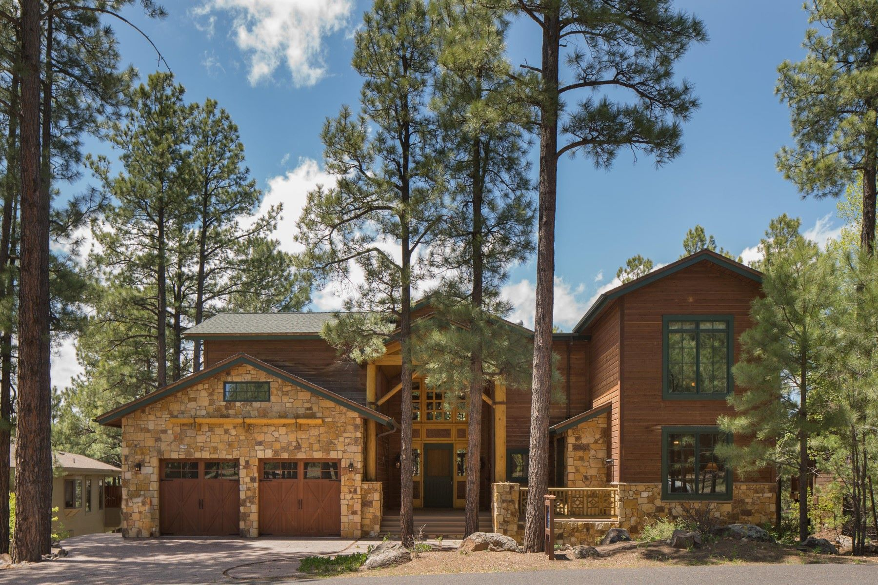 Maison unifamiliale pour l Vente à Perfect luxury home in the pines of Flagstaff 2302 Link Smith Flagstaff, Arizona, 86005 États-Unis