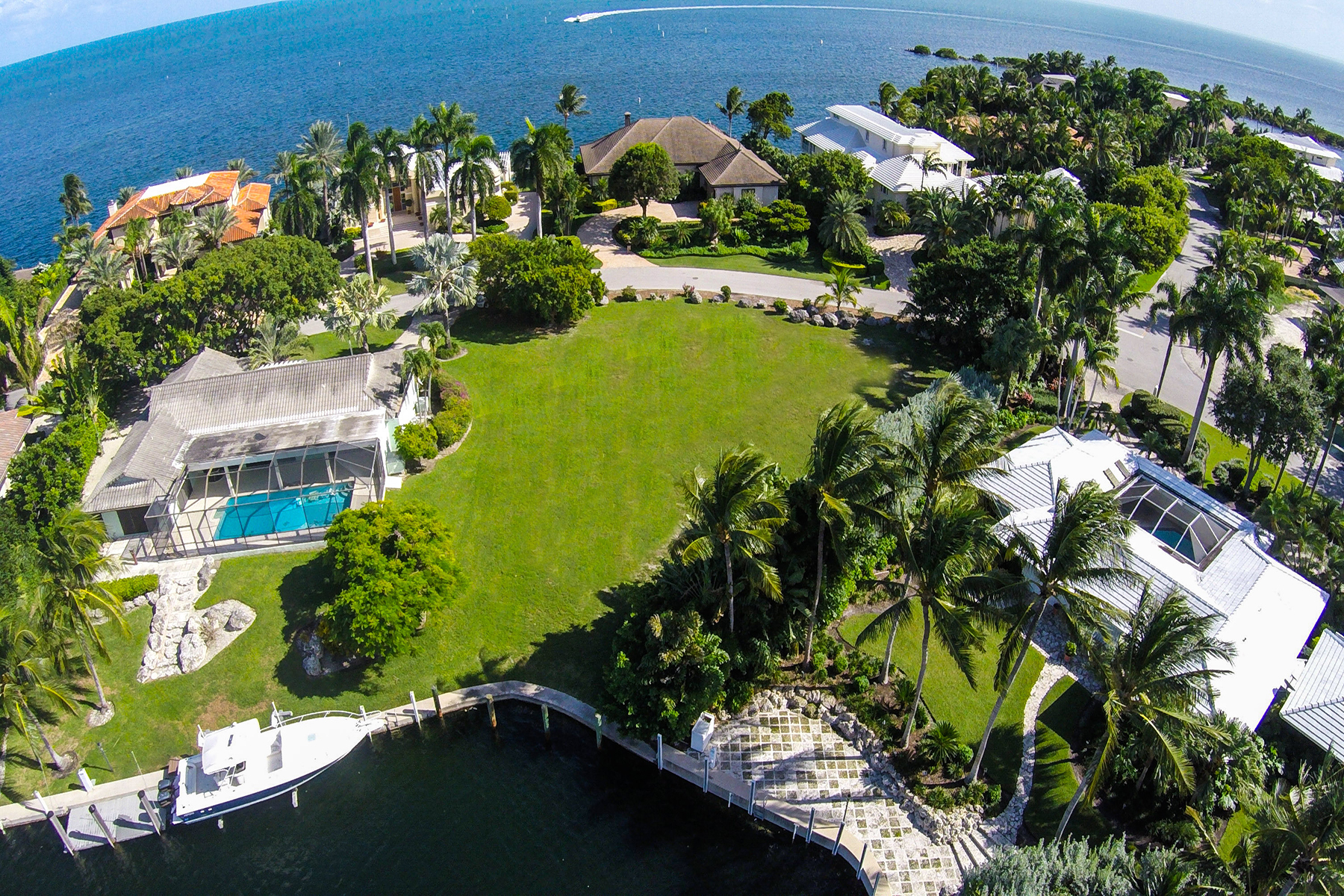 Land for Sale at Stunning Waterfront Lot at Ocean Reef Club 37 Angelfish Cay Drive Key Largo, Florida 33037 United States