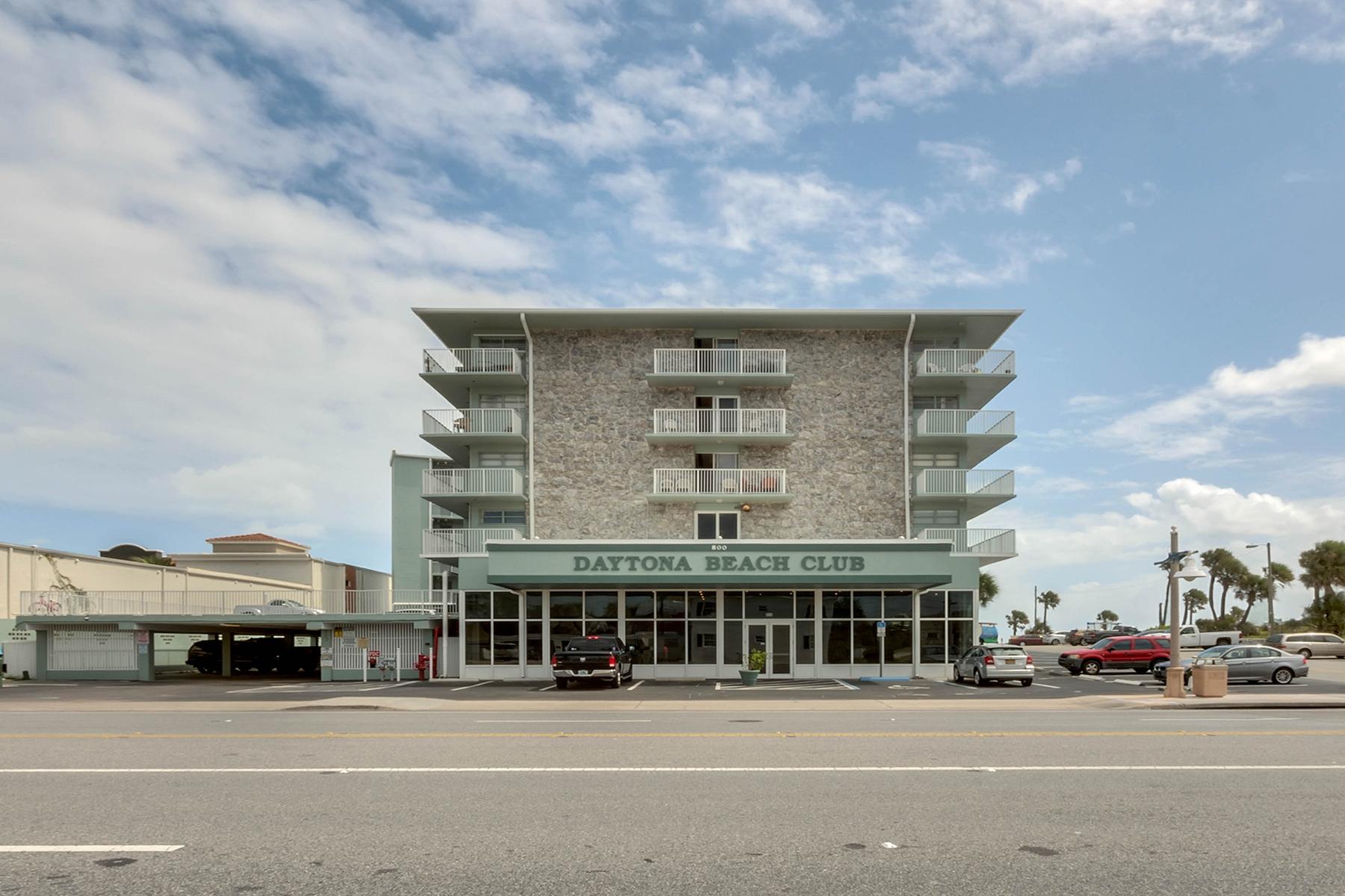 Condominiums for Sale at Daytona Beach 800 N Atlantic Ave , 606 Daytona Beach, Florida 32118 United States