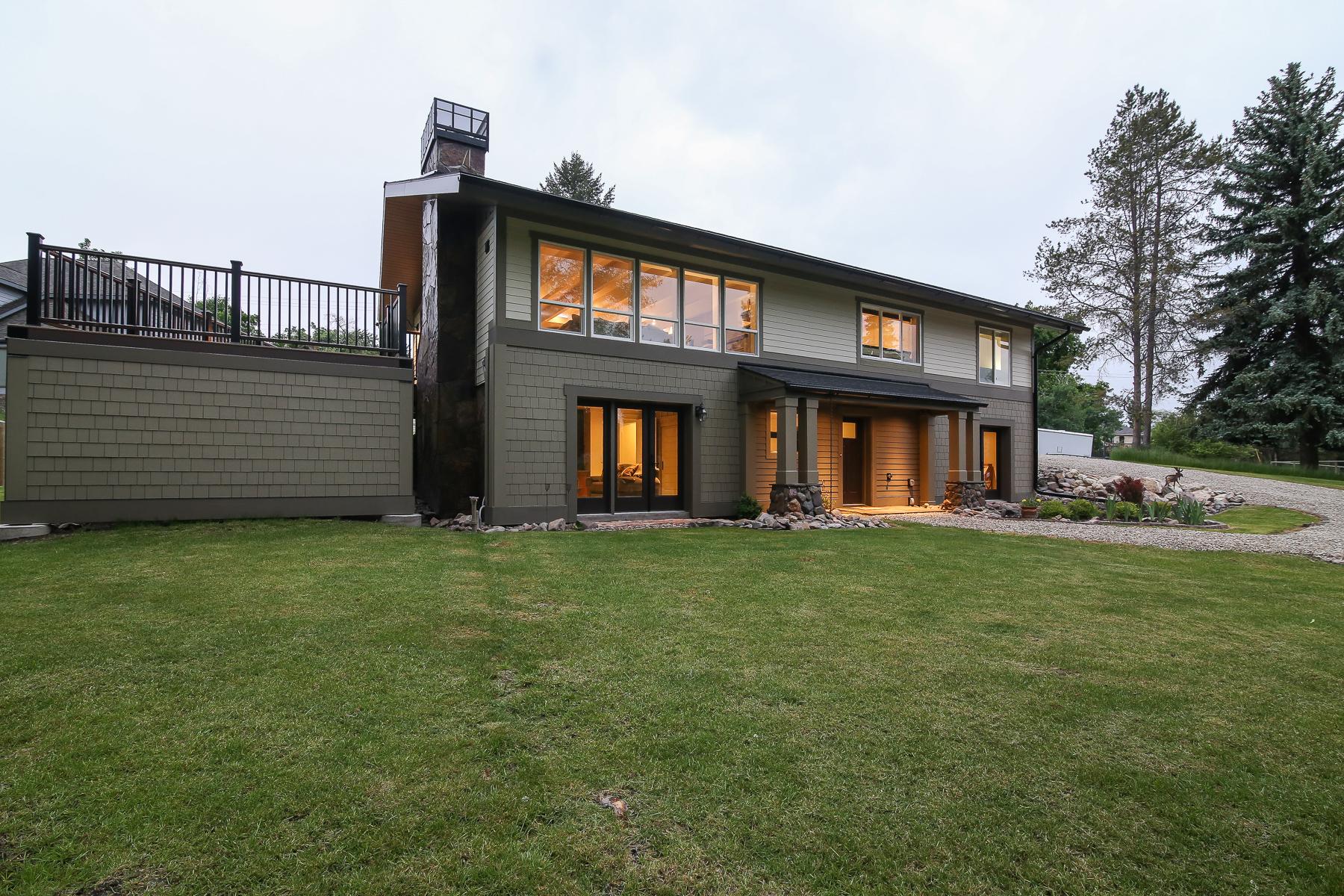 Casa para uma família para Venda às 125 Hillcrest Loop , Missoula, MT 59803 125 Hillcrest Loop Missoula, Montana, 59803 Estados Unidos