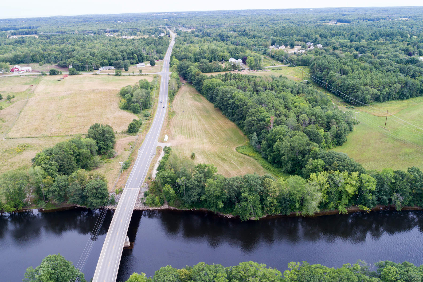 Land for Sale at 5.6 Acres on the Saco River 0 New County Road Saco, Maine 04072 United States