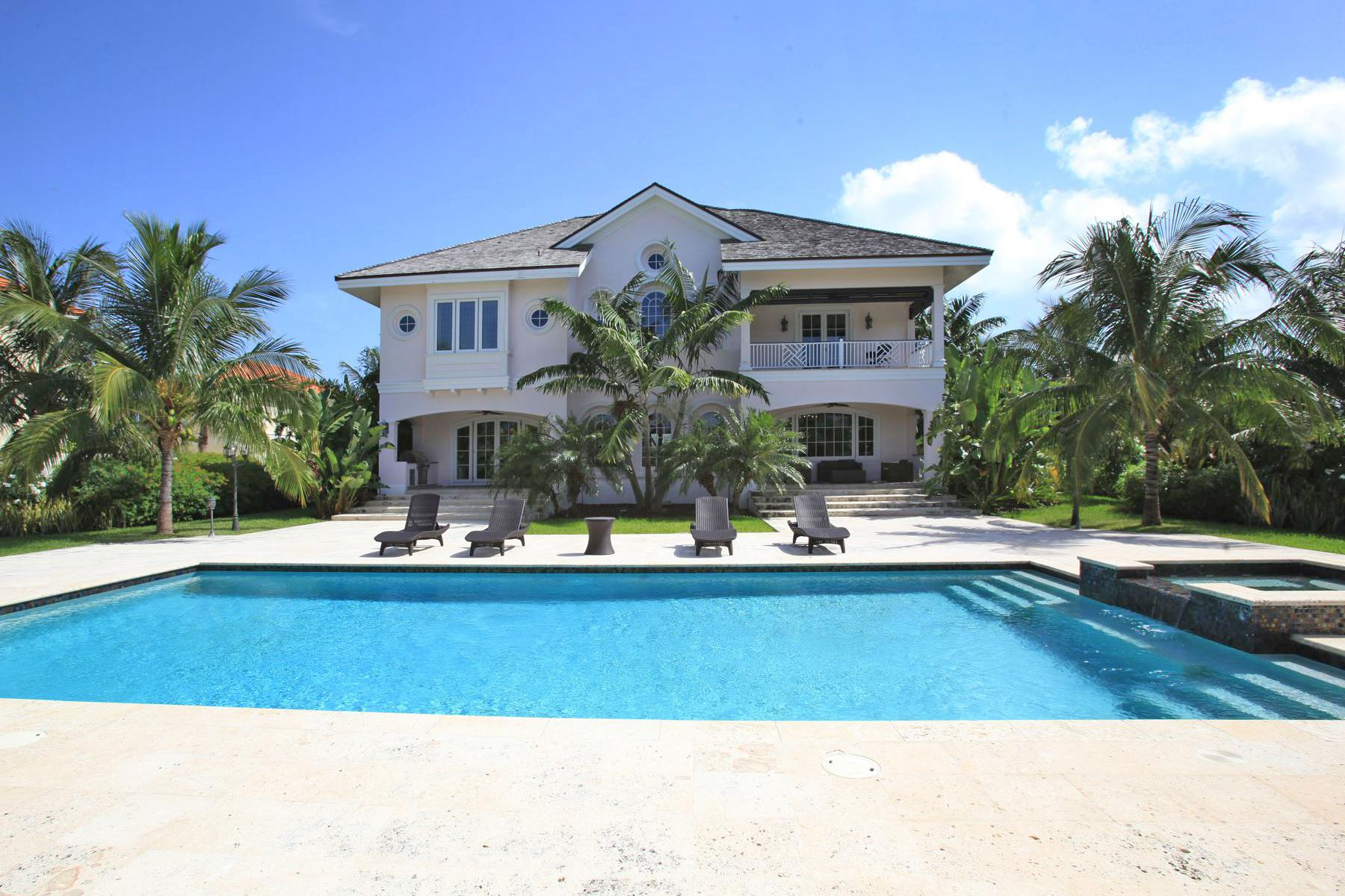 Single Family Home for Rent at Ocean Club Estates Ocean Club Estates, Paradise Island, Nassau And Paradise Island Bahamas