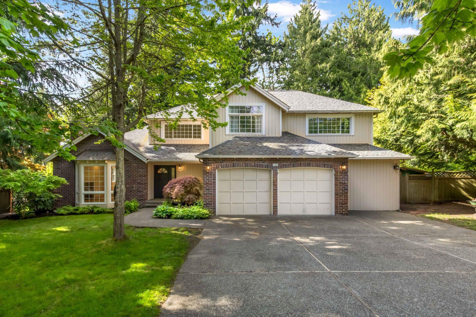 独户住宅 为 销售 在 In-Town Living 1764 Susan Pl NW 班布里奇岛, 华盛顿州, 98110 美国