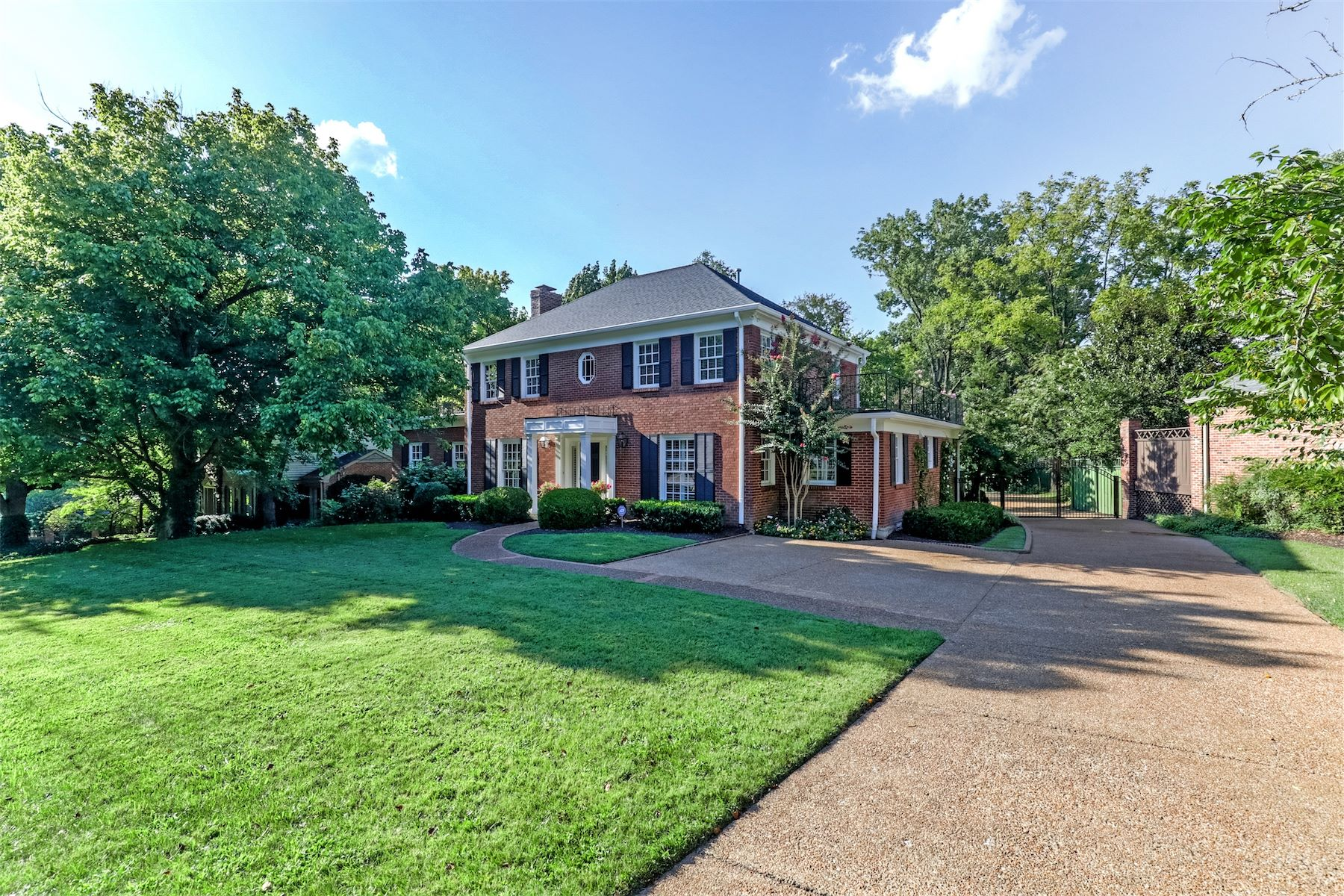 Single Family Home for Sale at Incredible Green Hills Value 3800 Abbott Martin Road Nashville, Tennessee 37215 United States