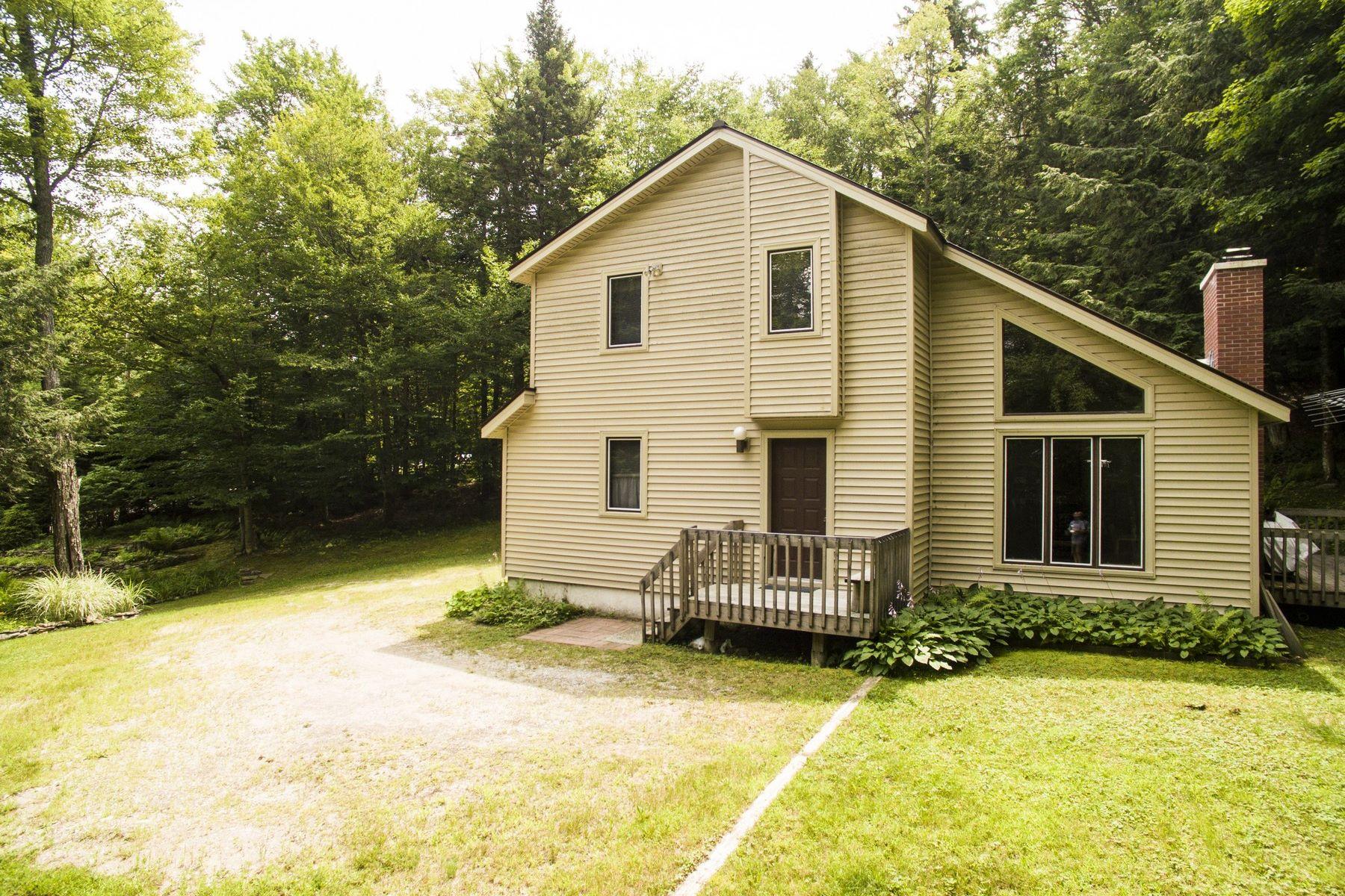 Частный односемейный дом для того Продажа на 400 Edie Lane, Jamaica 400 Edie Ln Jamaica, Вермонт, 05343 Соединенные Штаты