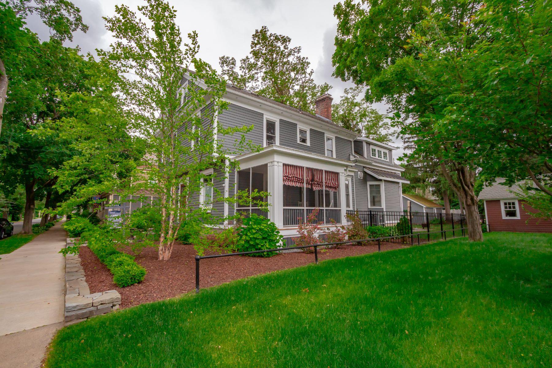 Single Family Homes för Försäljning vid Luxury Home in Downtown Saratoga Springs! 228 Caroline St., Saratoga Springs, New York 12866 Förenta staterna