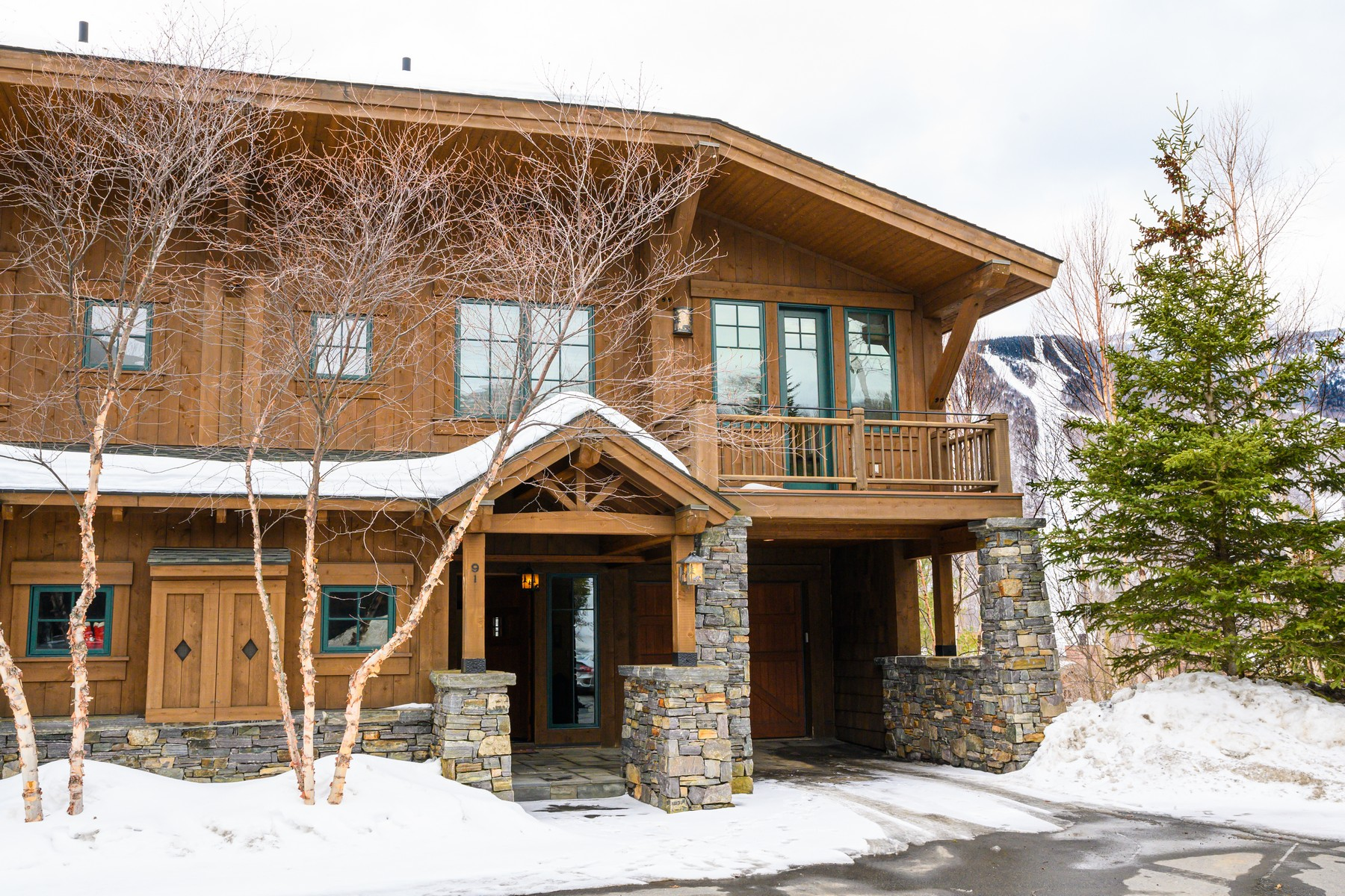 Condominiums for Sale at 91 Inspiration Lane 36 Mountai Stowe, Vermont 05672 United States