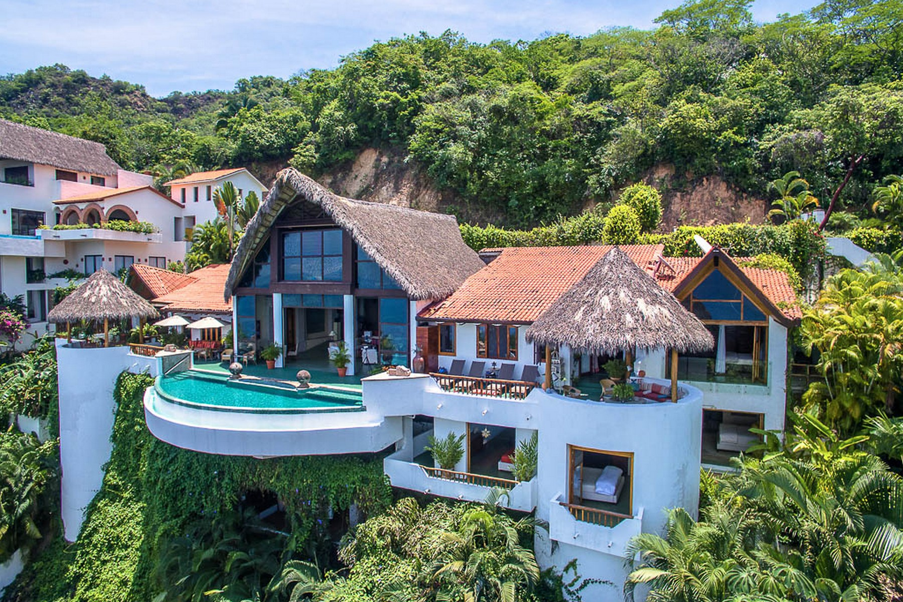 Single Family Home for Sale at Casa Chickie, Puerto Vallarta Puerto Vallarta, Mexico