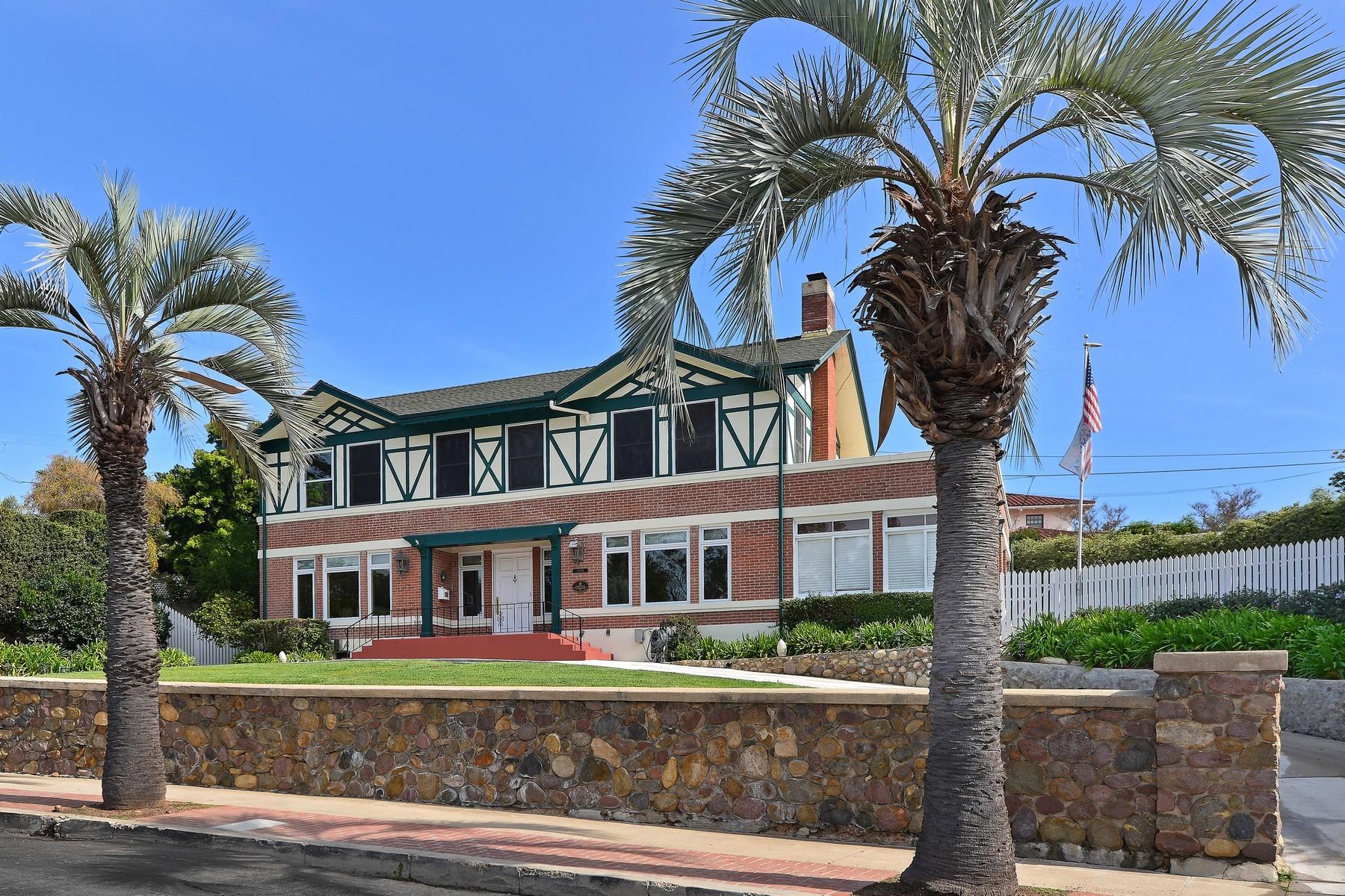 独户住宅 为 销售 在 1850 Lyndon Road Mission Hills, 圣地亚哥, 加利福尼亚州, 92103 美国