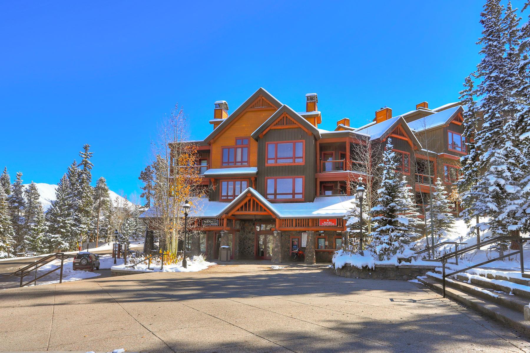 Condominium for Active at BlueSky 42 Snowflake Drive Unit 406 Breckenridge, Colorado 80424 United States