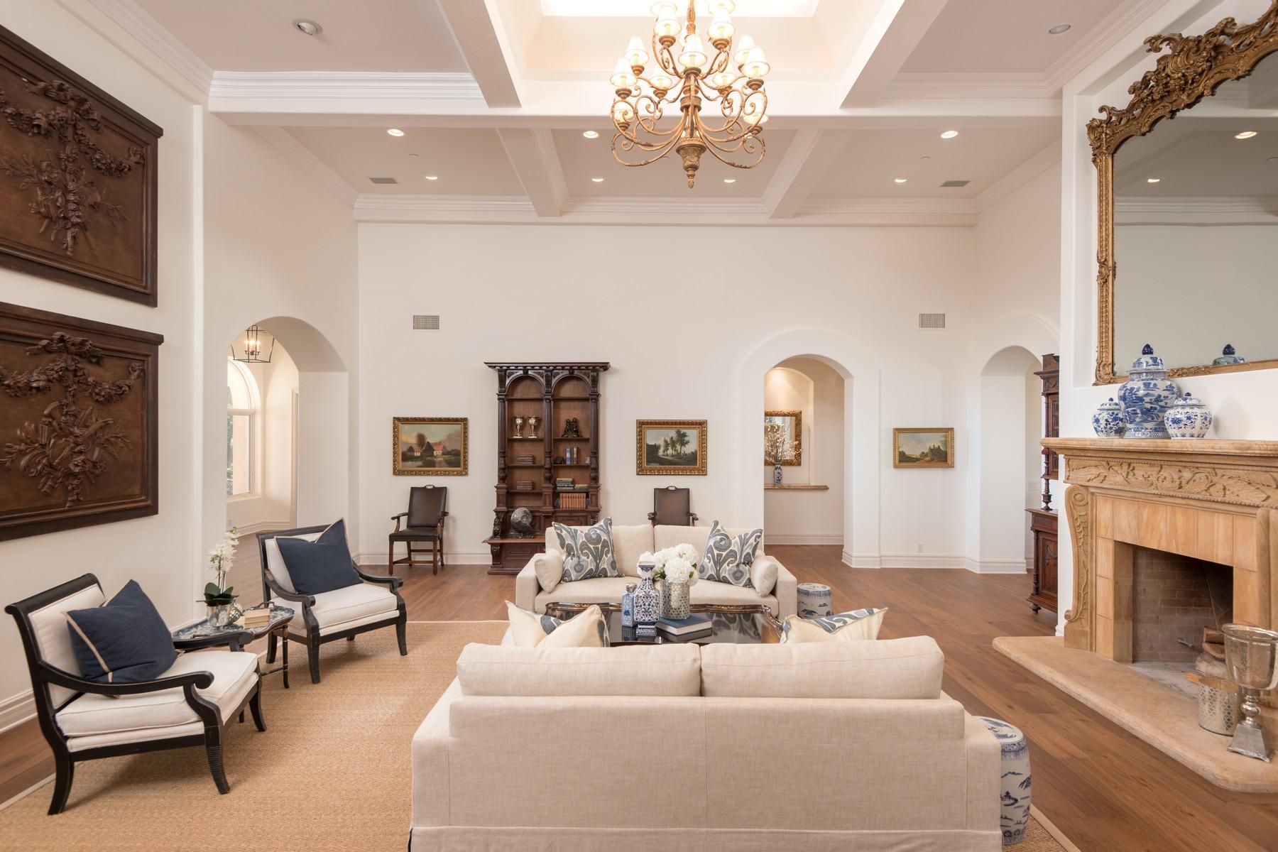 Villa per Vendita alle ore 7099 El Camino del Norte Rancho Santa Fe, California, 92067 Stati Uniti