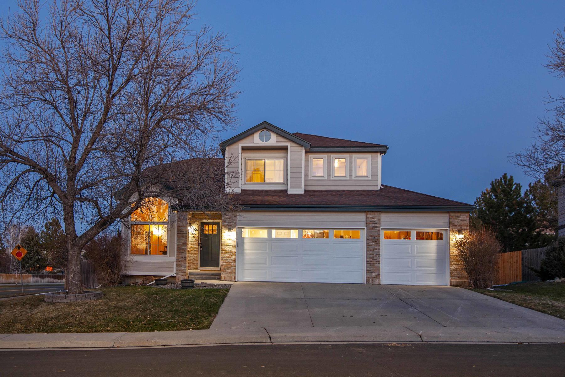 Single Family Homes のために 売買 アット 11518 Pine Grove Lane Parker, コロラド 80138 アメリカ