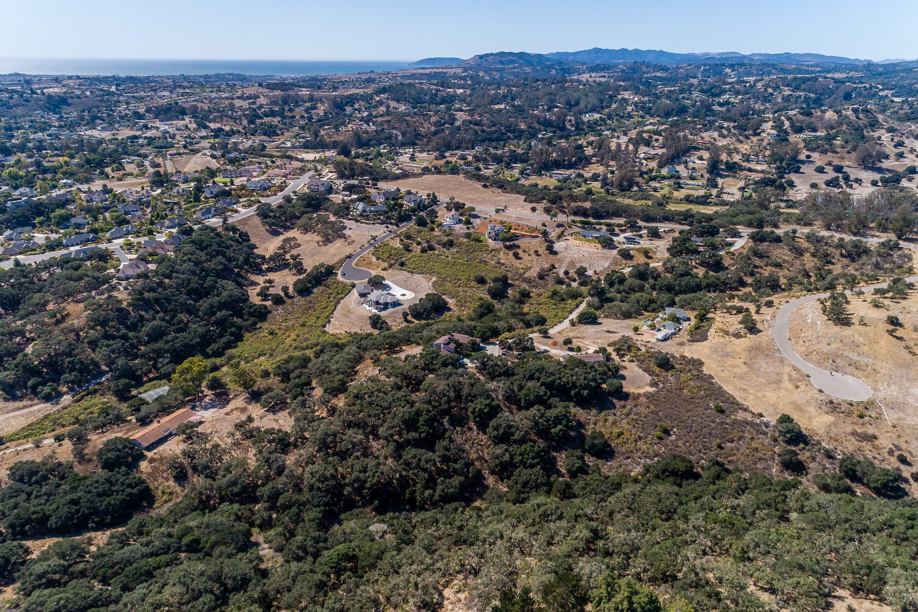 Land for Sale at Private Coastal Lot in Wine Country 4 Indian Heights Road Arroyo Grande, California 93420 United States