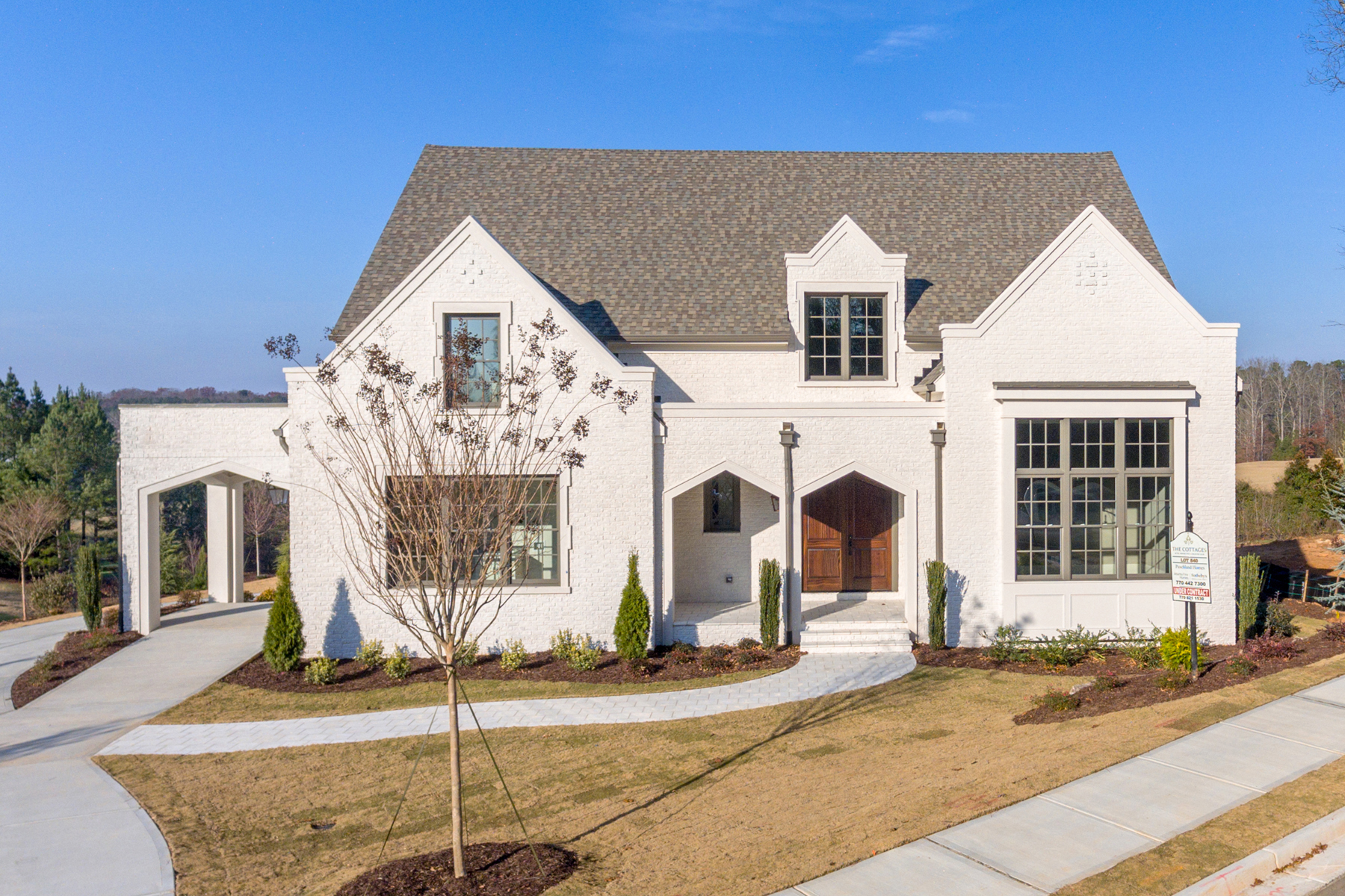 Terreno por un Venta en Build Your Dream Home In The Country Club Of The South 0 Barkston Way Johns Creek, Georgia 30022 Estados Unidos