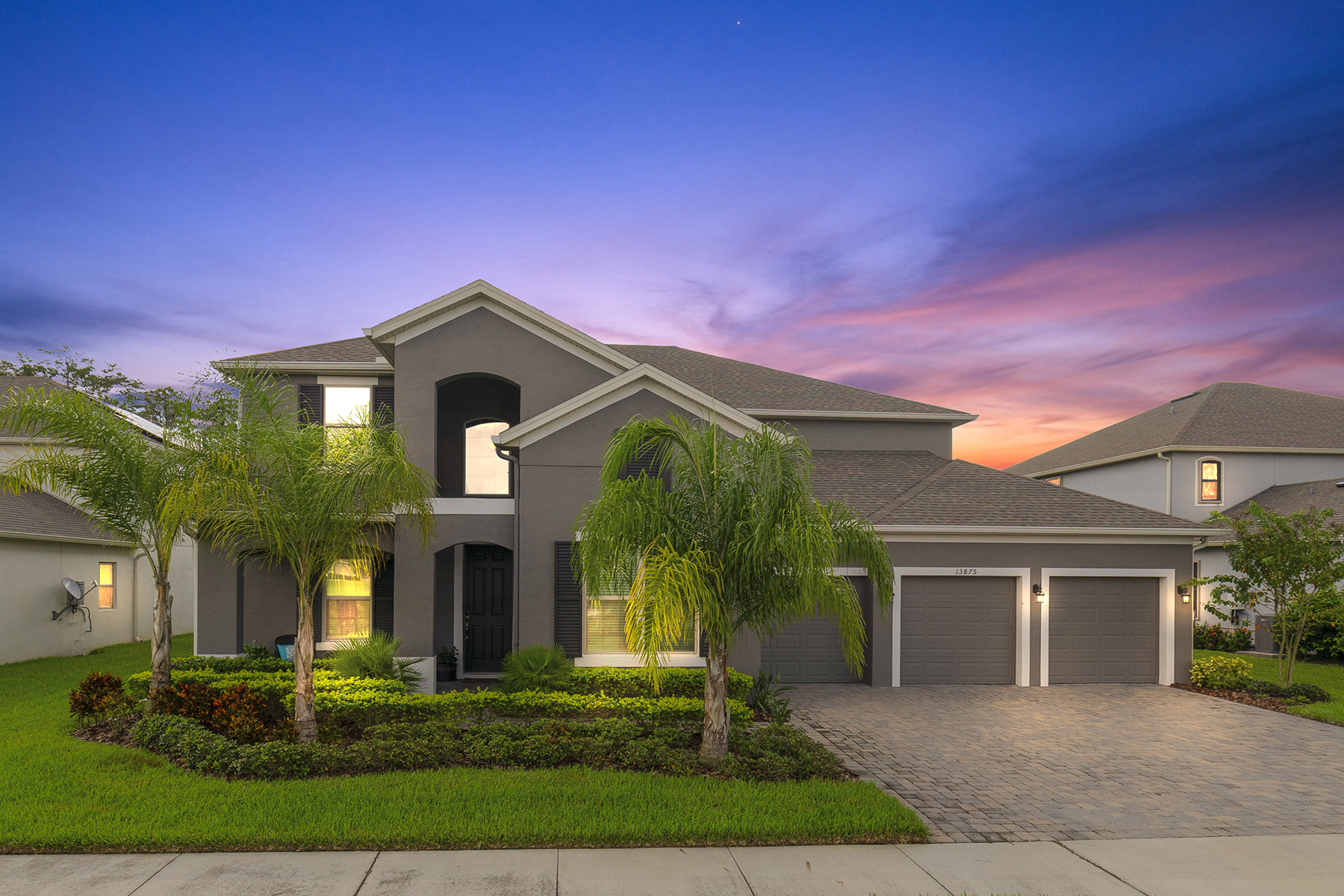 Single Family Homes por un Venta en WINTER GARDEN 13875 Jomatt Loop, Winter Garden, Florida 34787 Estados Unidos