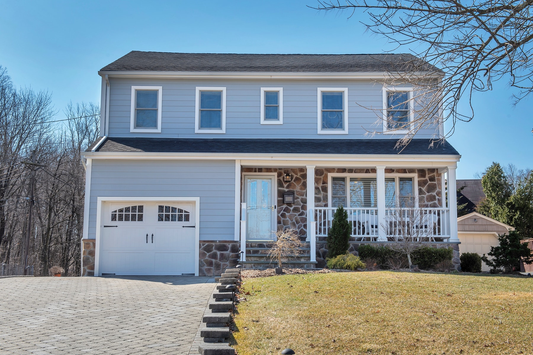 Single Family Home for Sale at Pristine Colonial 12 Cedar Street, West Caldwell, New Jersey 07006 United States