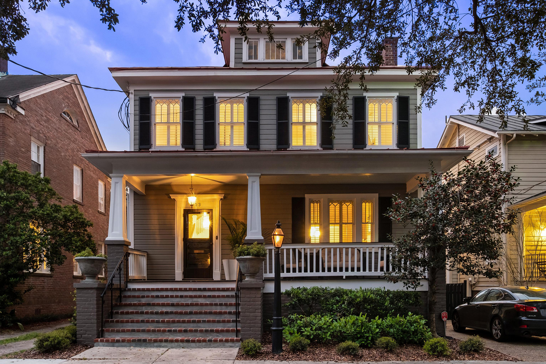 Single Family Homes por un Venta en Charleston, Carolina del Sur 29401 Estados Unidos