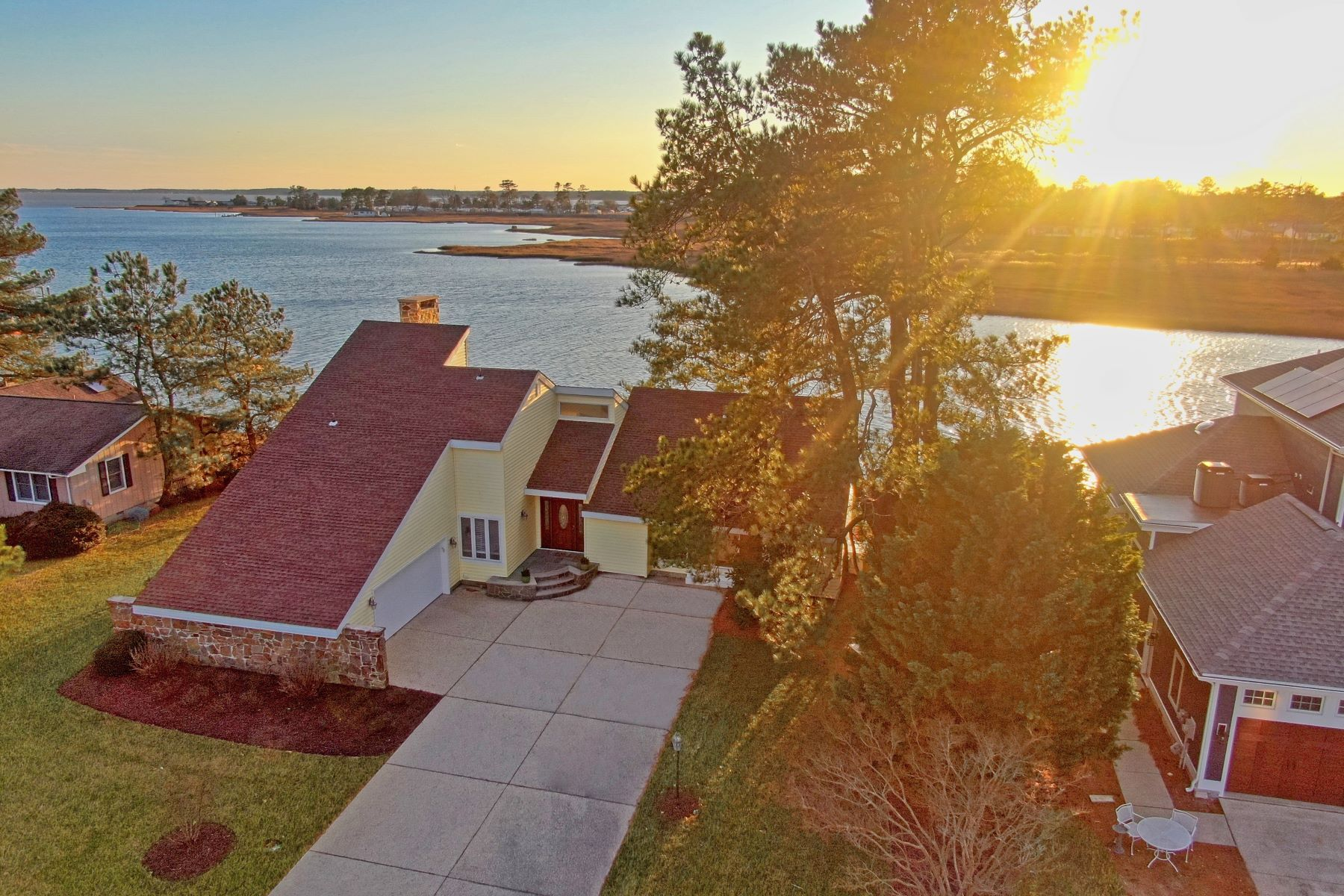 Single Family Homes for Sale at 57 West Side Drive Rehoboth Beach, Delaware 19971 United States